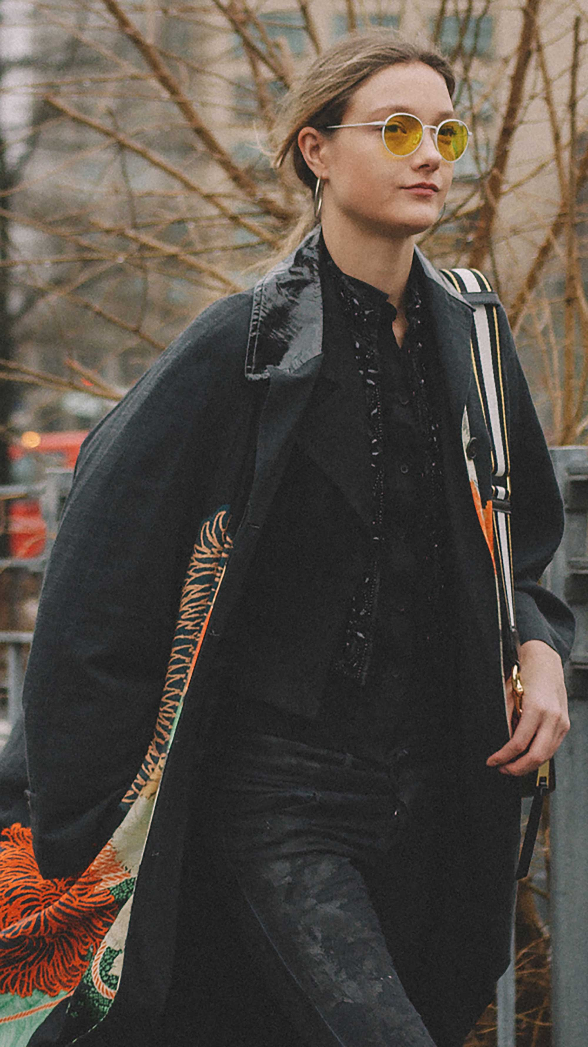 Best outfits of New York Fashion Week street style day two FW19 67.jpg