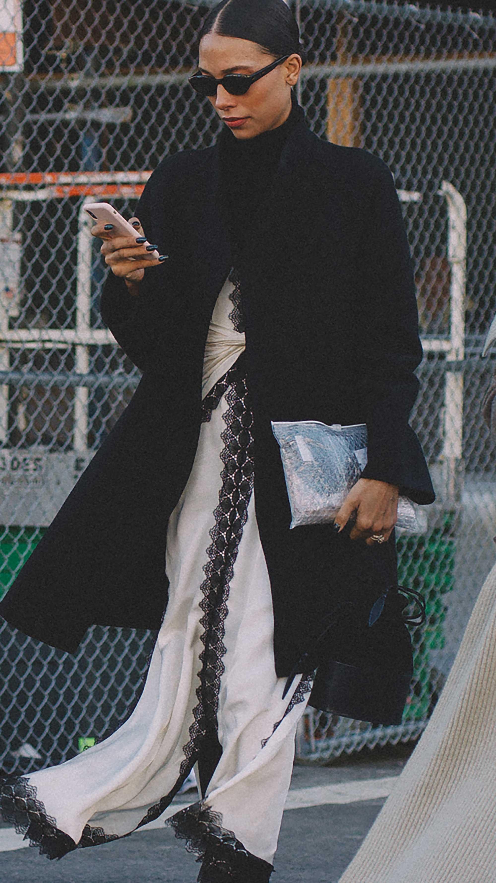 Best outfits of New York Fashion Week street style day three NYFW FW19 - 41.jpg