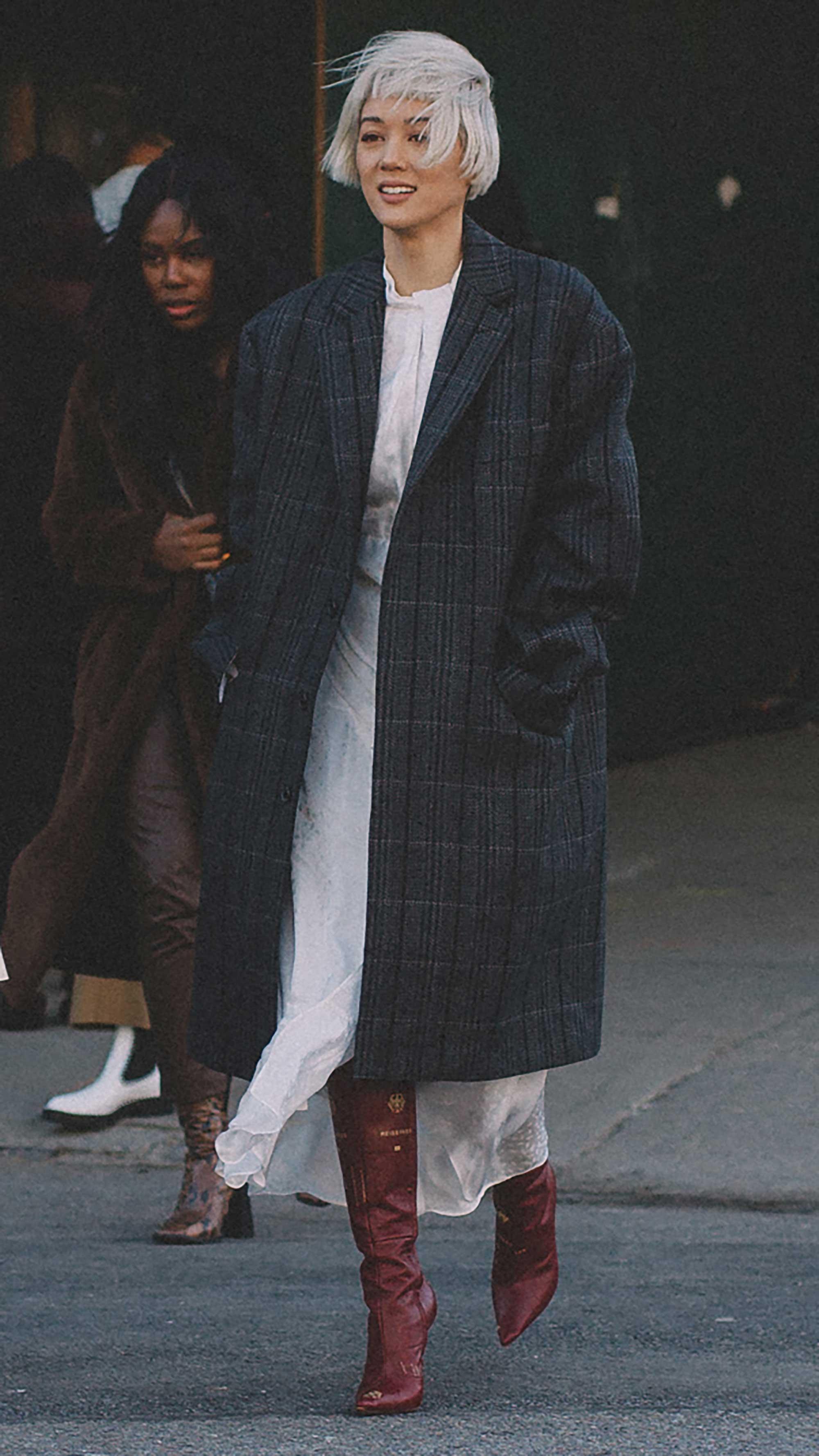 Best outfits of New York Fashion Week street style day three NYFW FW19 - 48.jpg