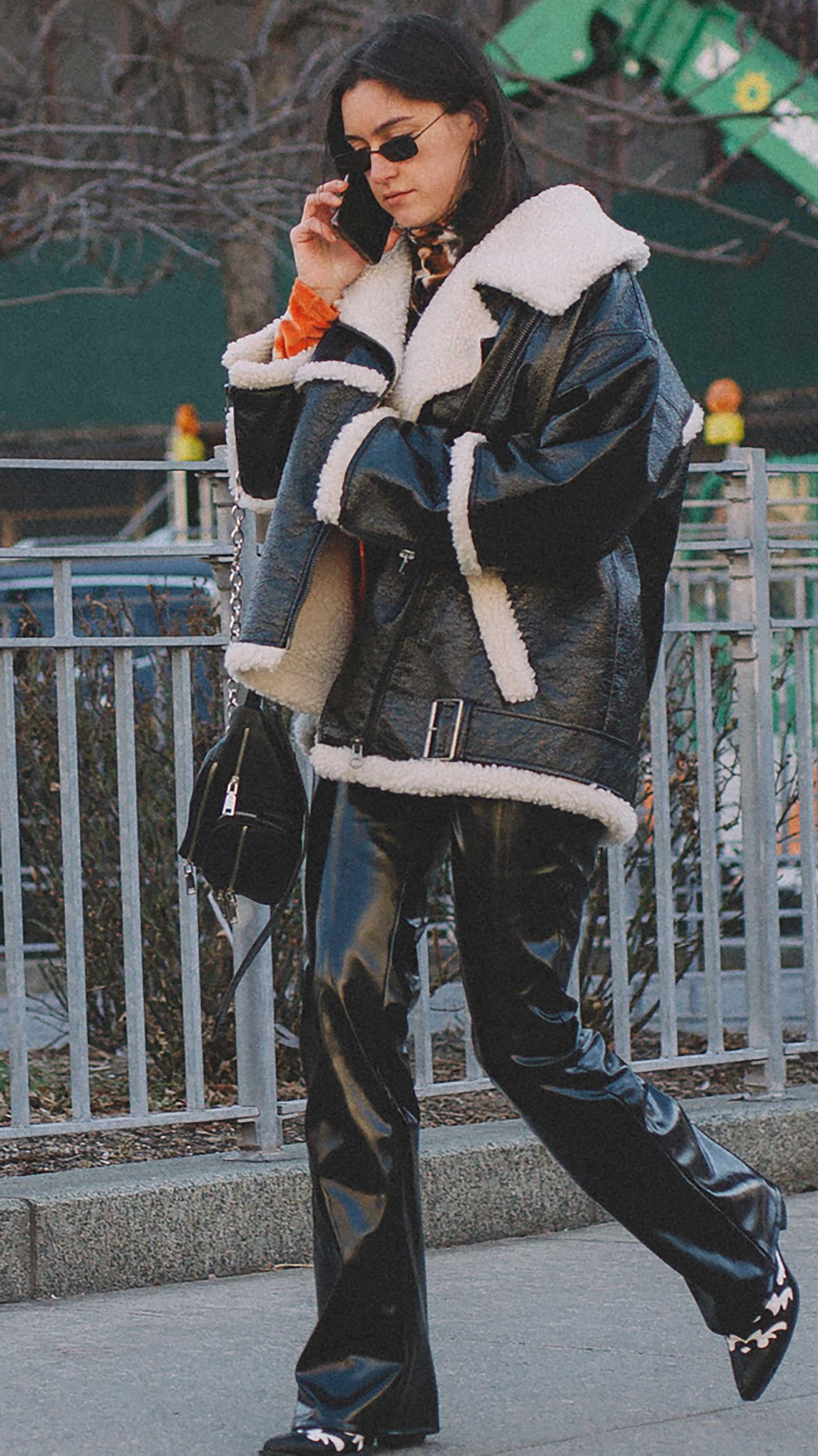 Best outfits of New York Fashion Week street style day three NYFW FW19 - 57.jpg