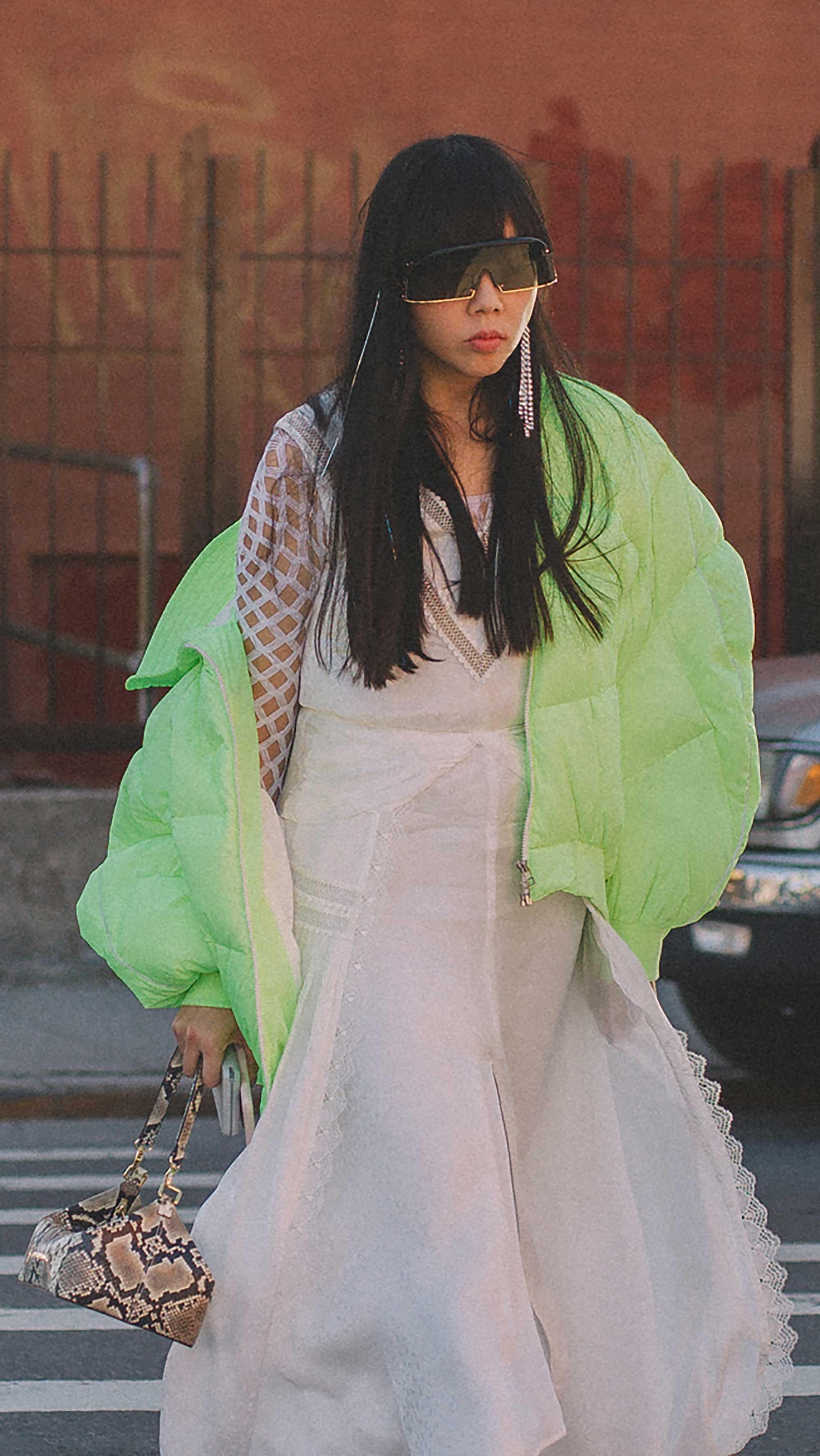 Best outfits of New York Fashion Week street style day three NYFW FW19 - 67.jpg