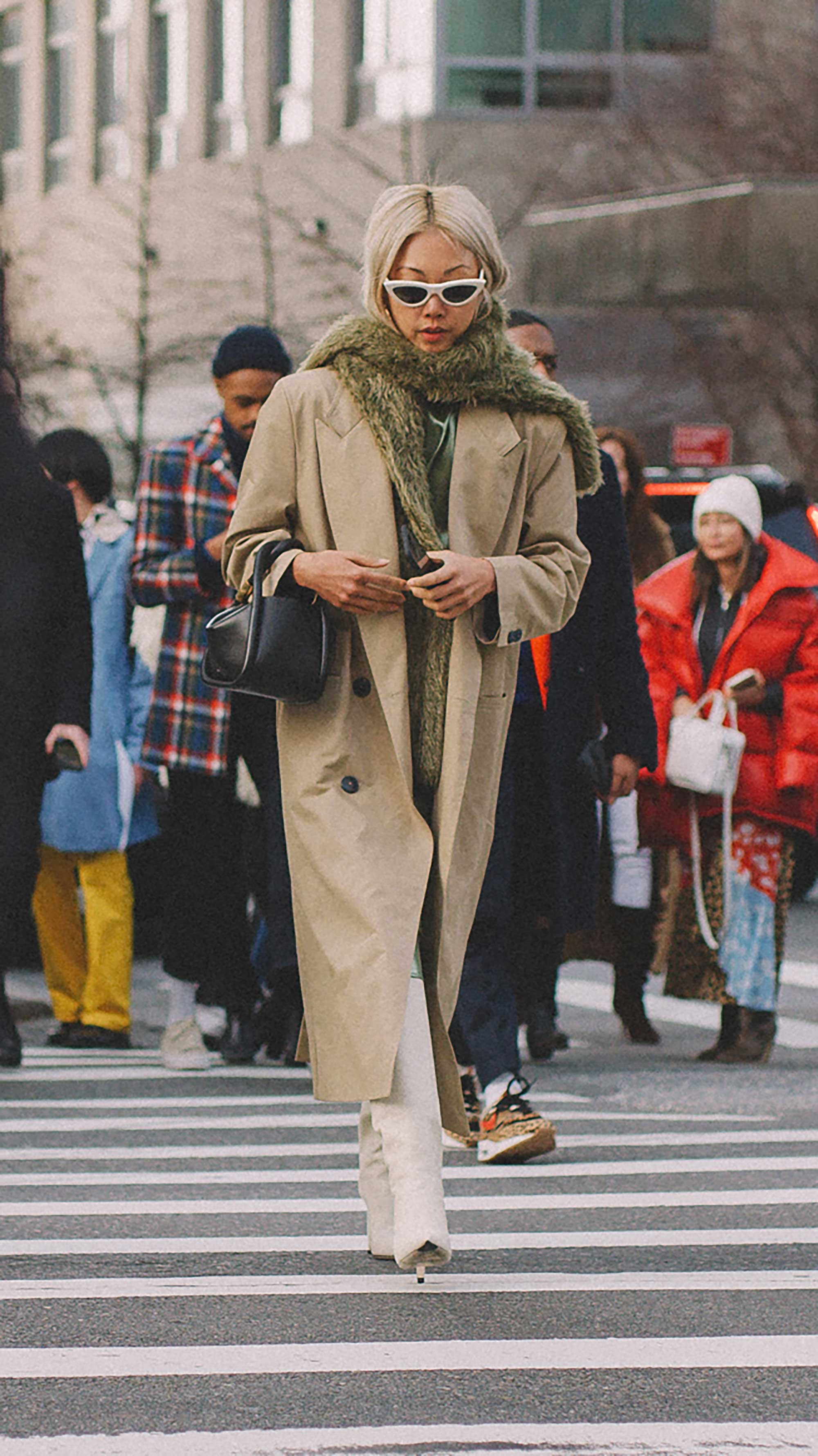Best outfits of New York Fashion Week street style day four NYFW FW19 - 93.jpg