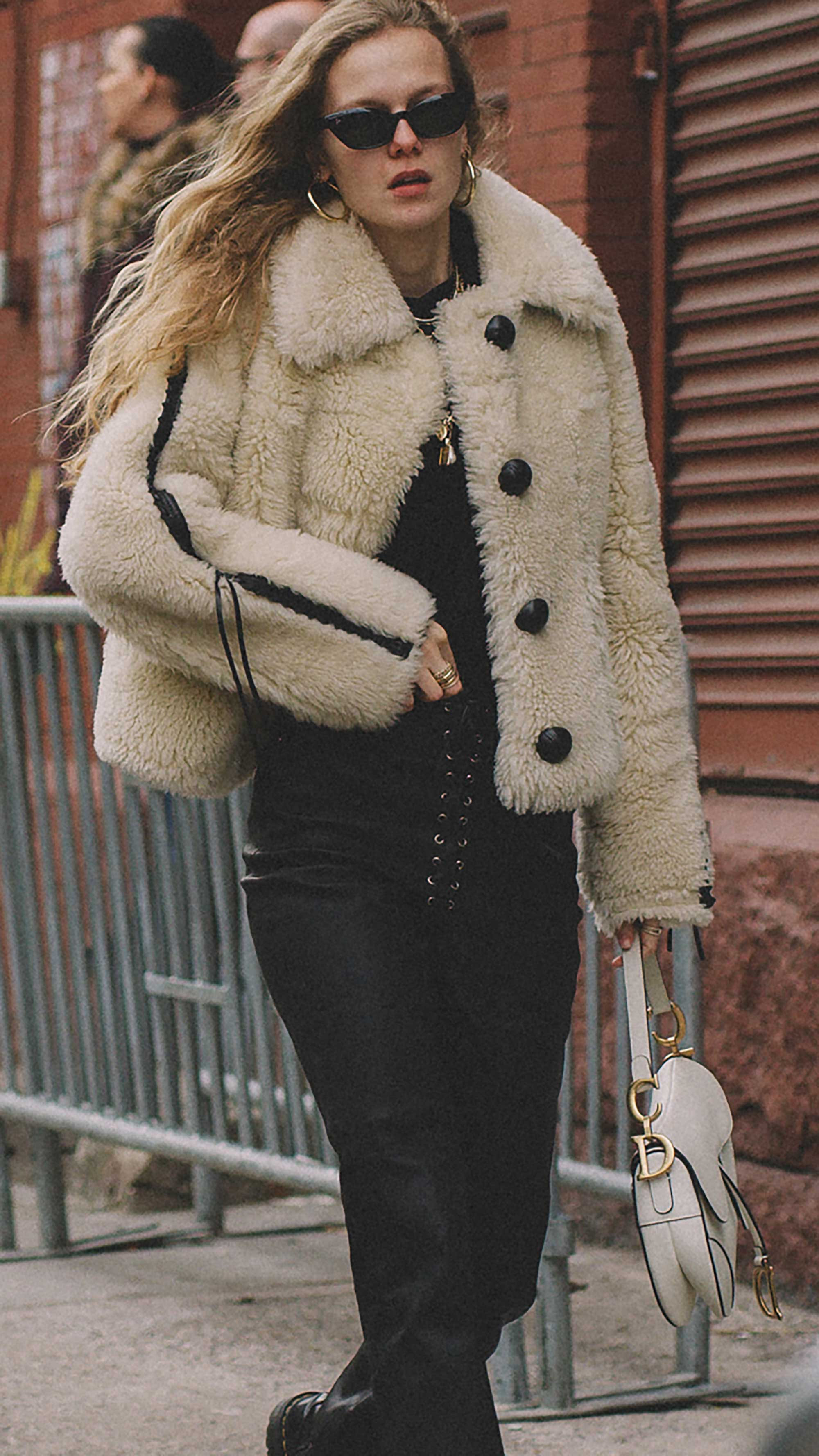 Best outfits of New York Fashion Week street style day four NYFW FW19 - 56.jpg