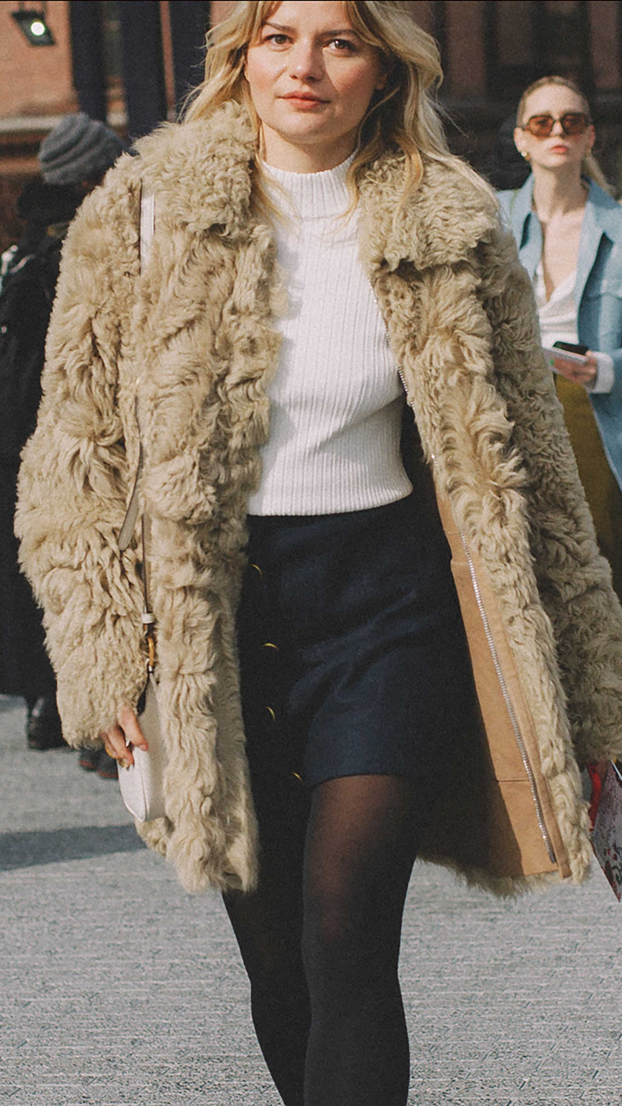 Best outfits of New York Fashion Week street style day four NYFW FW19 - 29.jpg