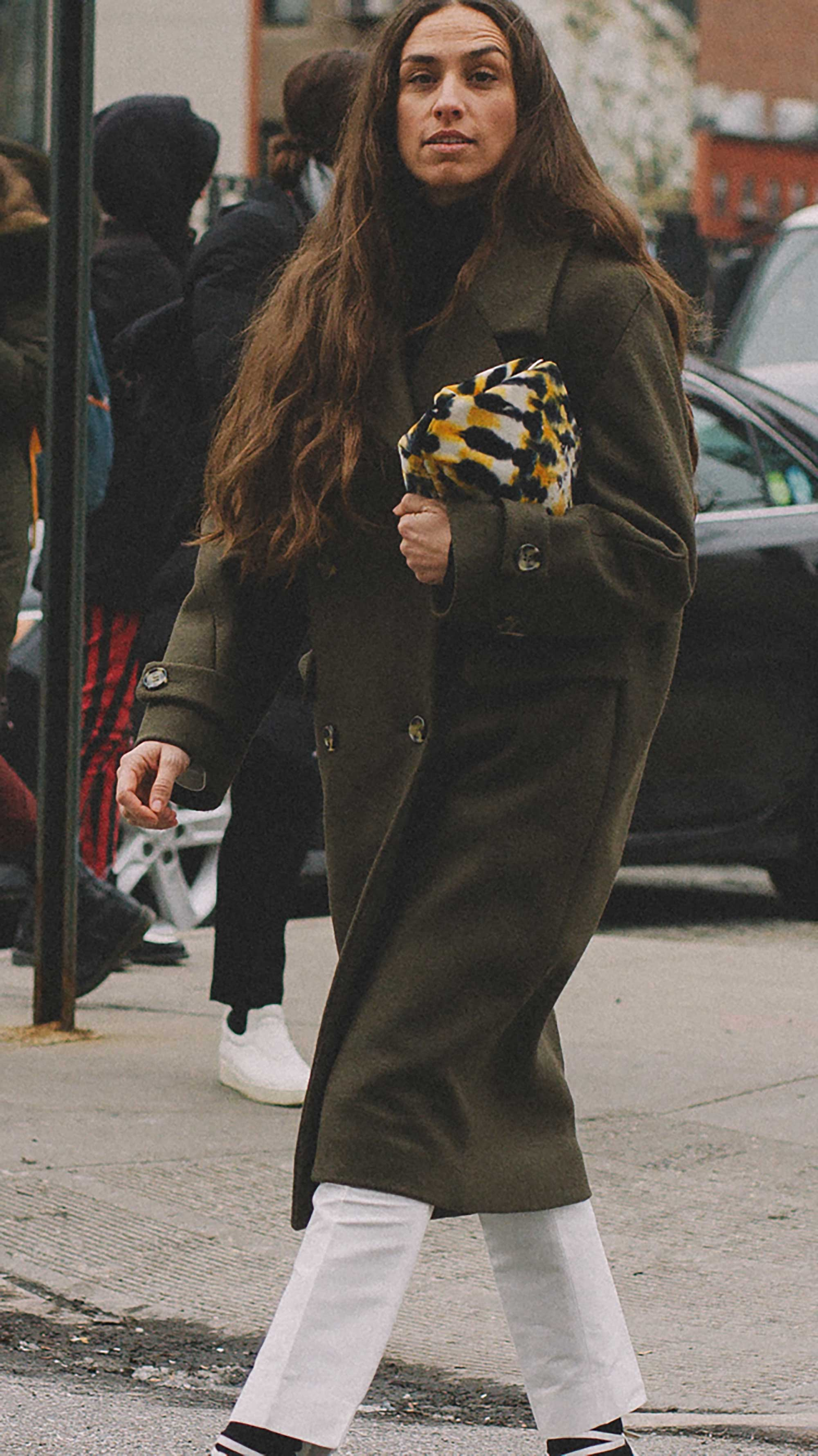 Best outfits of New York Fashion Week street style day five NYFW FW1941.jpg