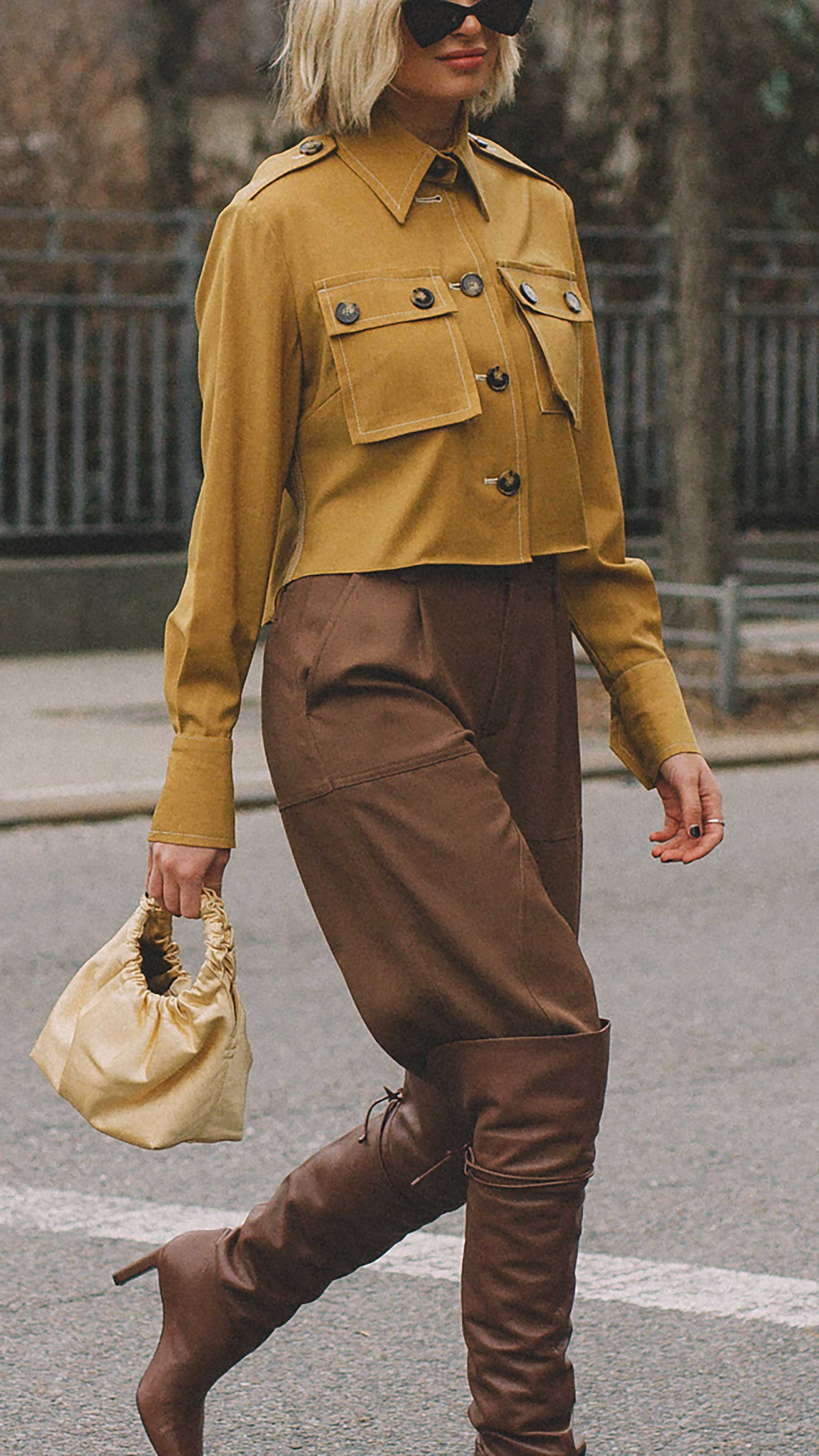 Best outfits of New York Fashion Week street style day five NYFW FW1946.jpg