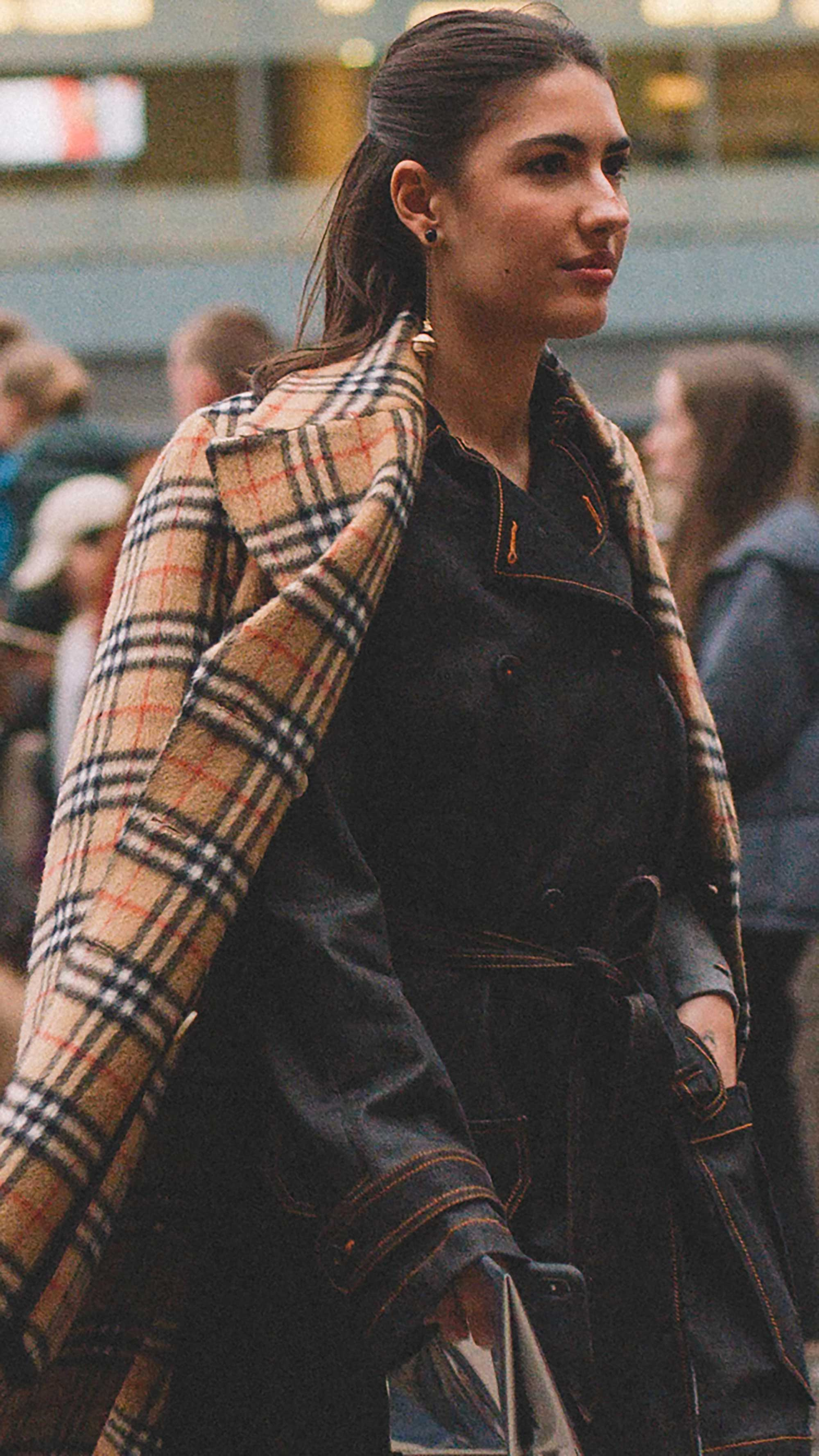 Best outfits of London Fashion Week street style day two LFW FW1997.jpg