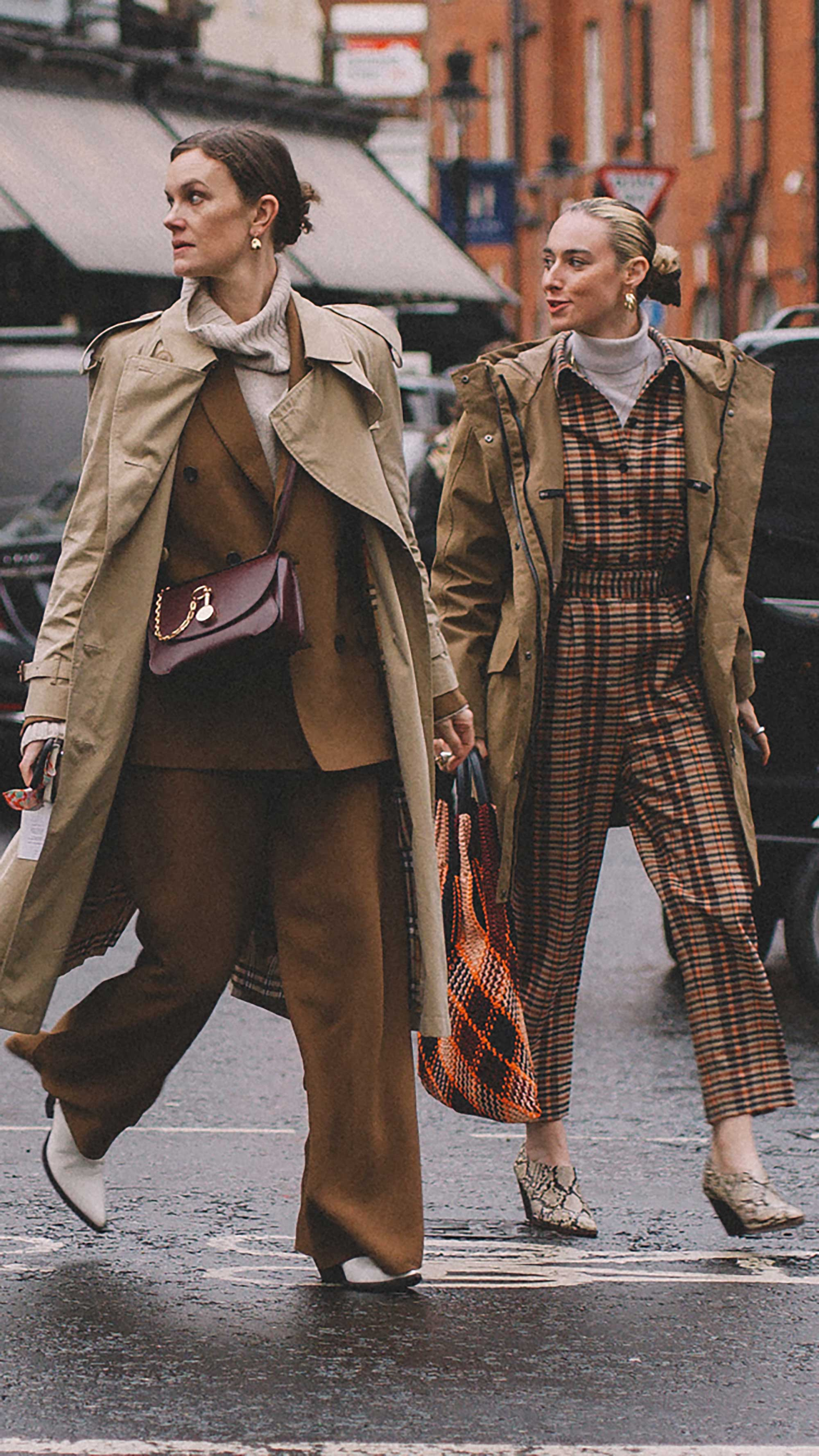 Best outfits of London Fashion Week street style day three LFW FW19 60.jpg