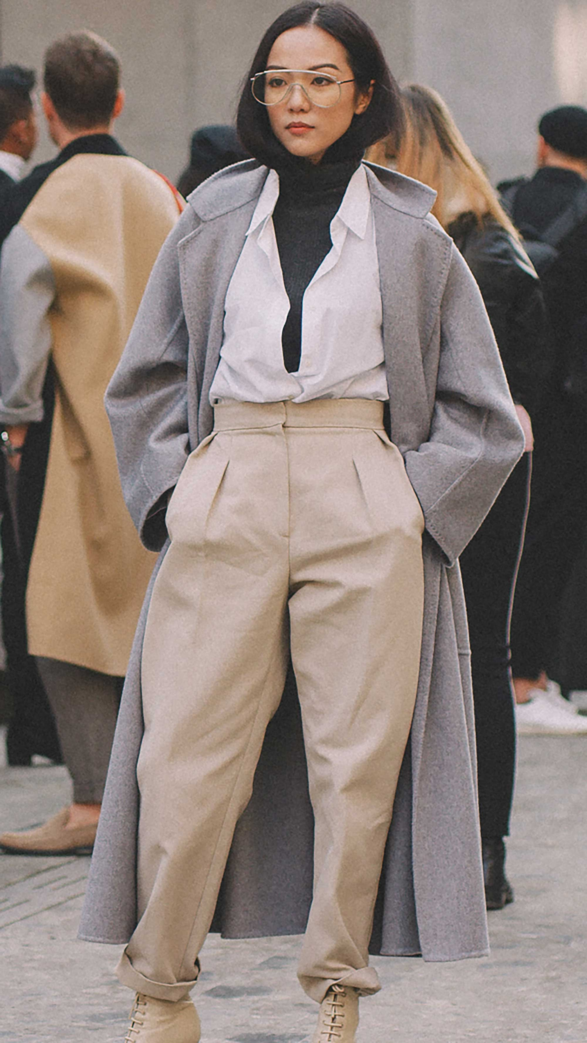 Best outfits of Milan Fashion Week street style day one MFW FW1921.jpg
