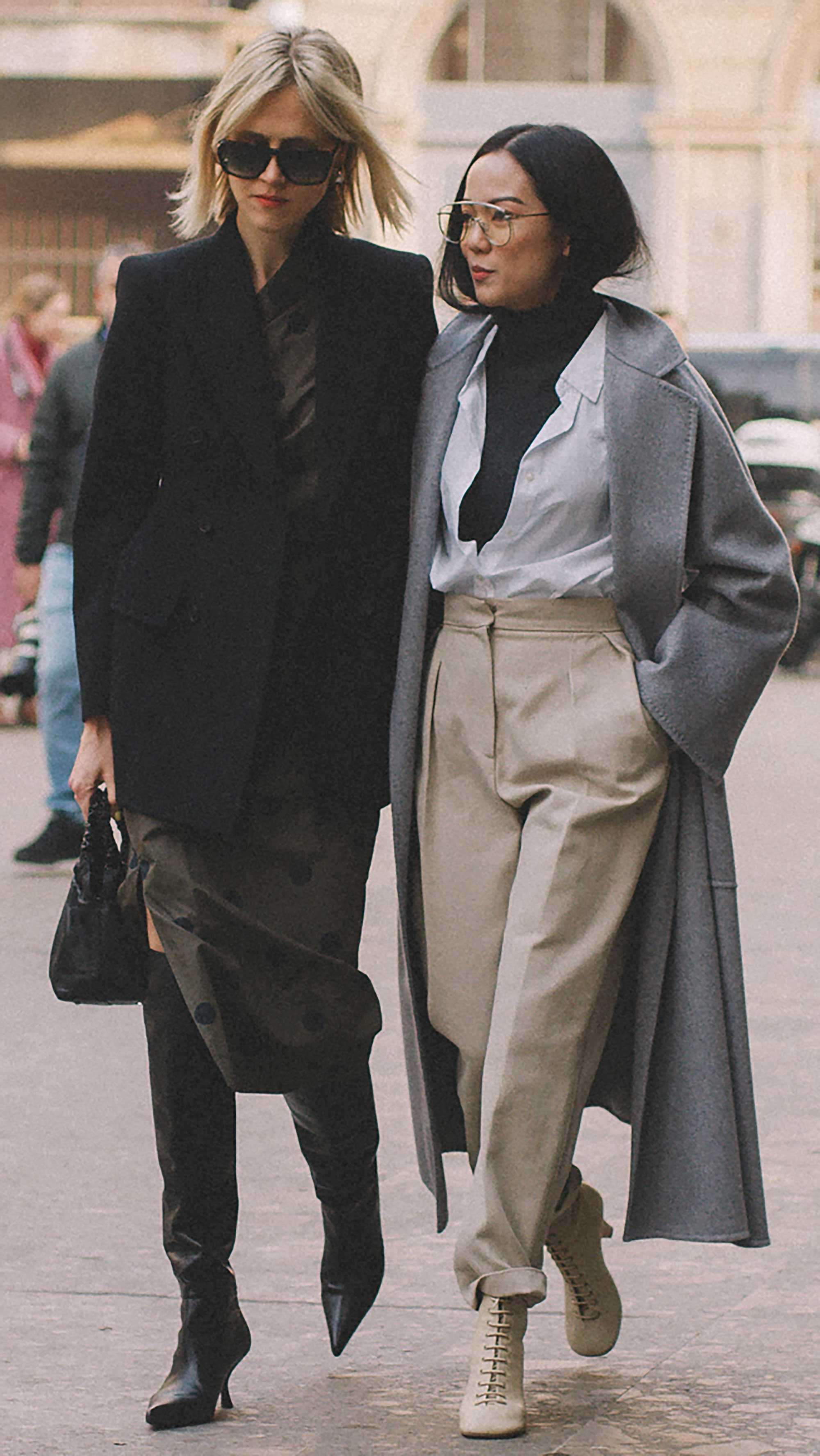 Best outfits of Milan Fashion Week street style day one MFW FW199.jpg