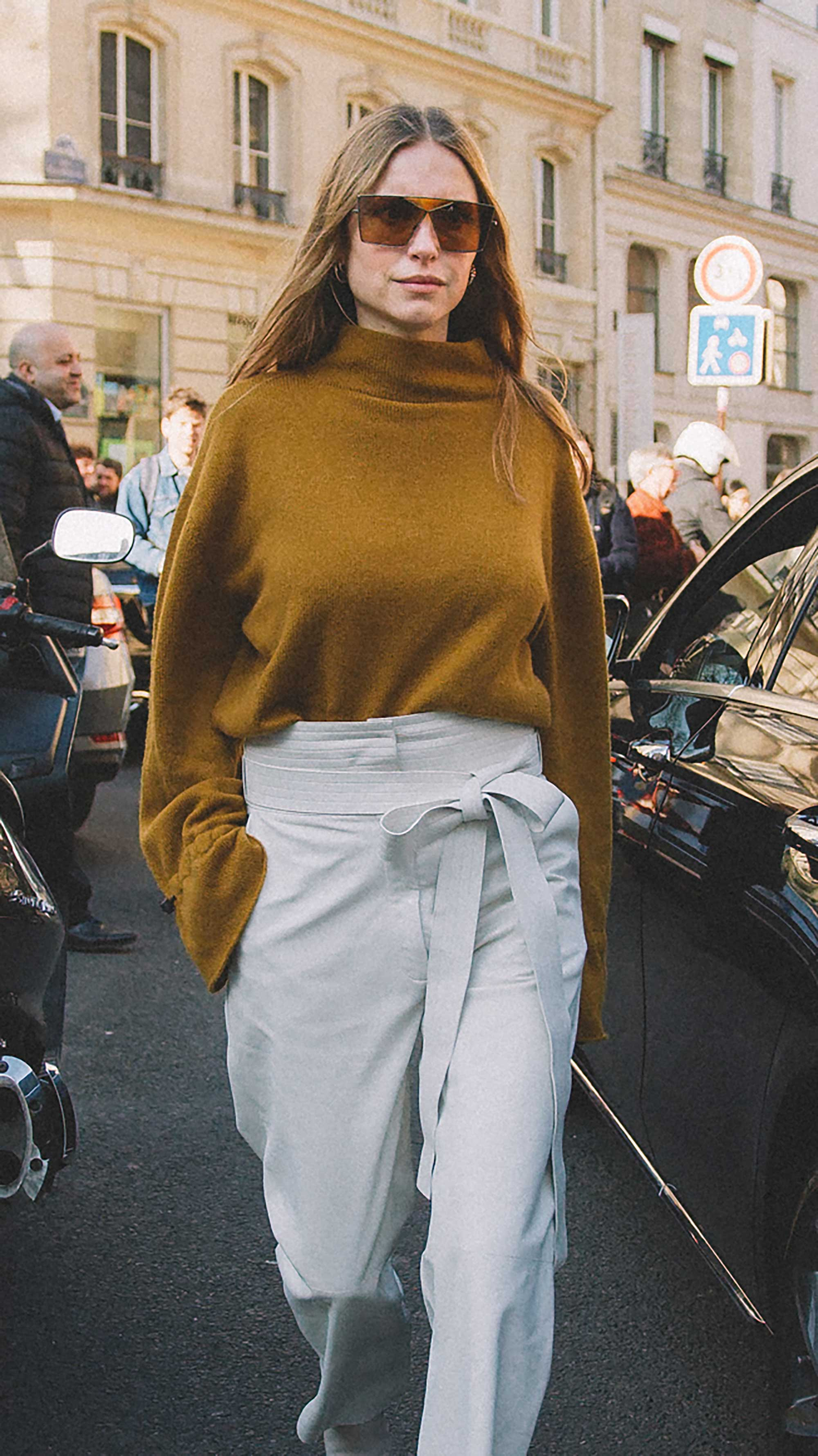 Best outfits of Paris Fashion Week street style day two PFW FW19 - 139.jpg