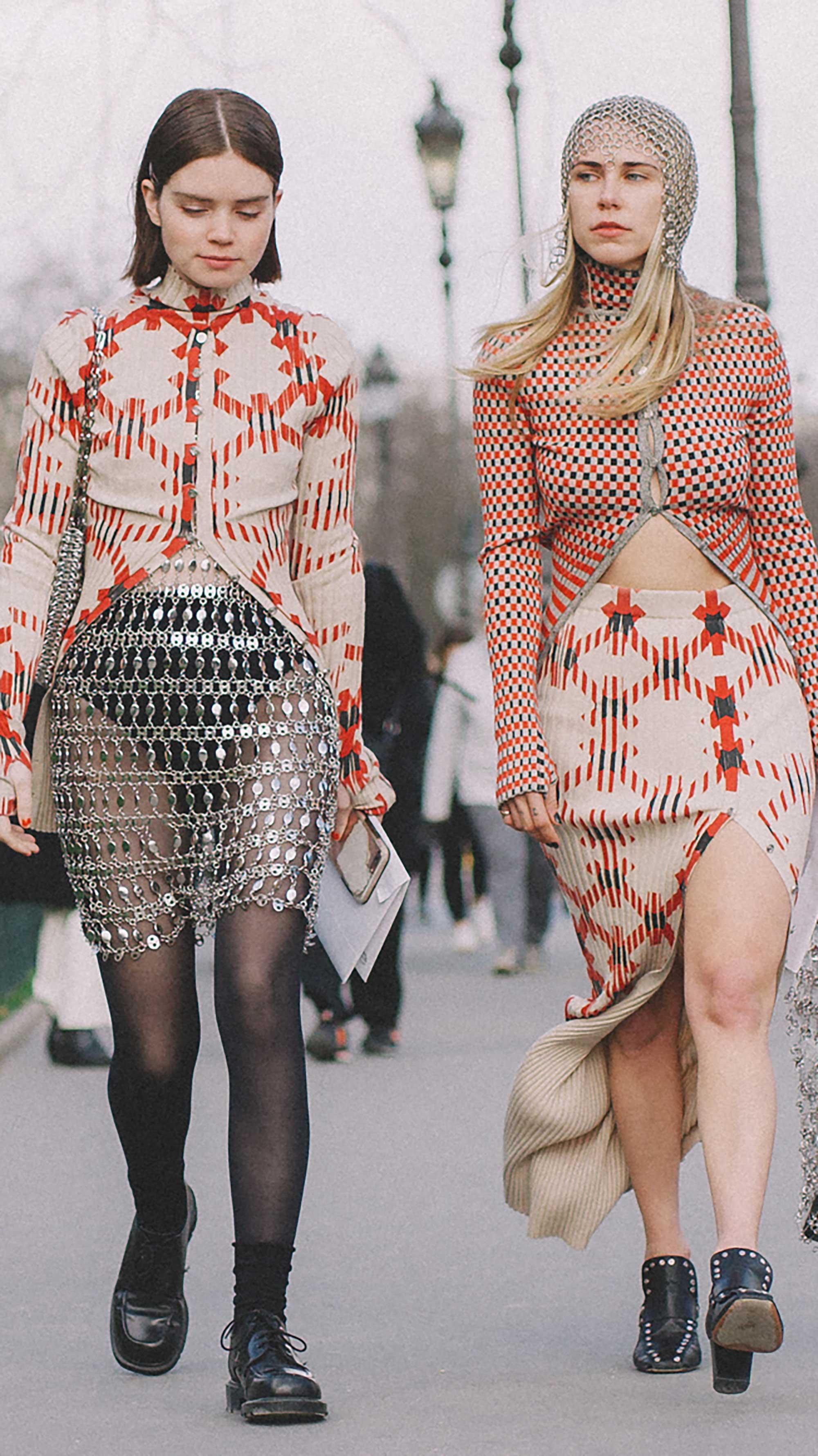 Best outfits of Paris Fashion Week street style day three PFW FW19 - 47.jpg