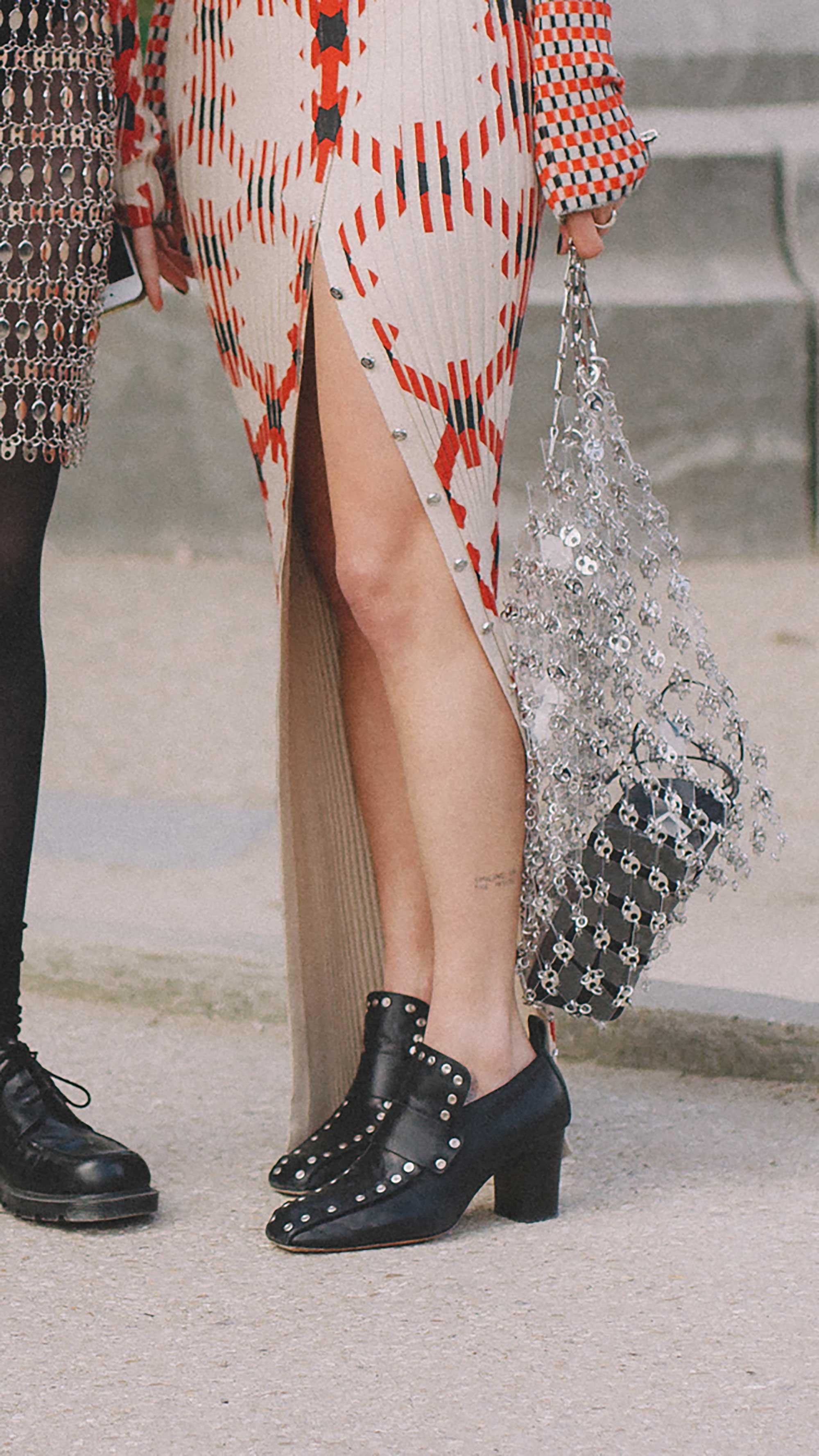 Best outfits of Paris Fashion Week street style day three PFW FW19 - 50.jpg