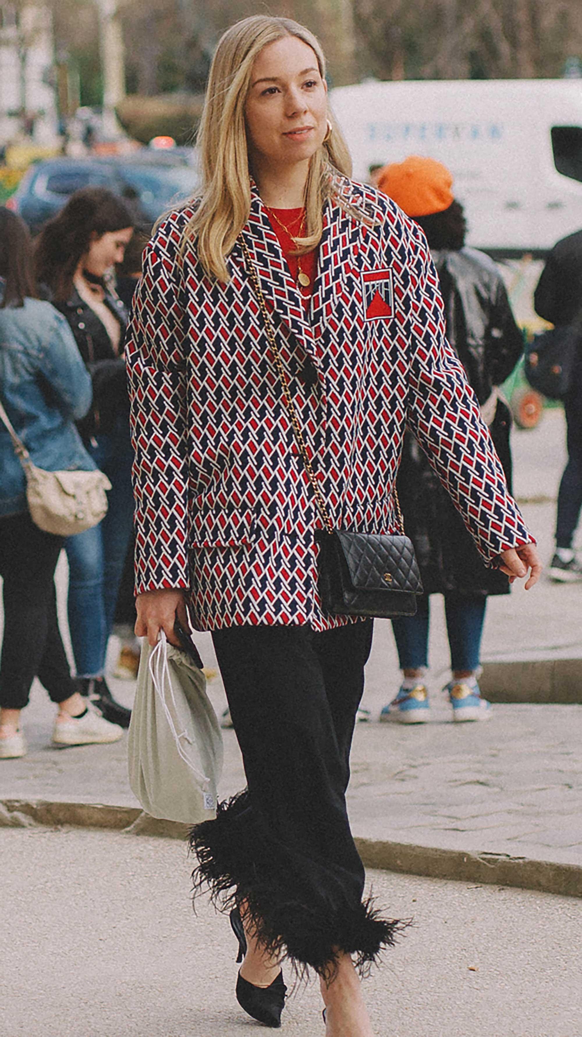 Best outfits of Paris Fashion Week street style day three PFW FW19 - 57.jpg