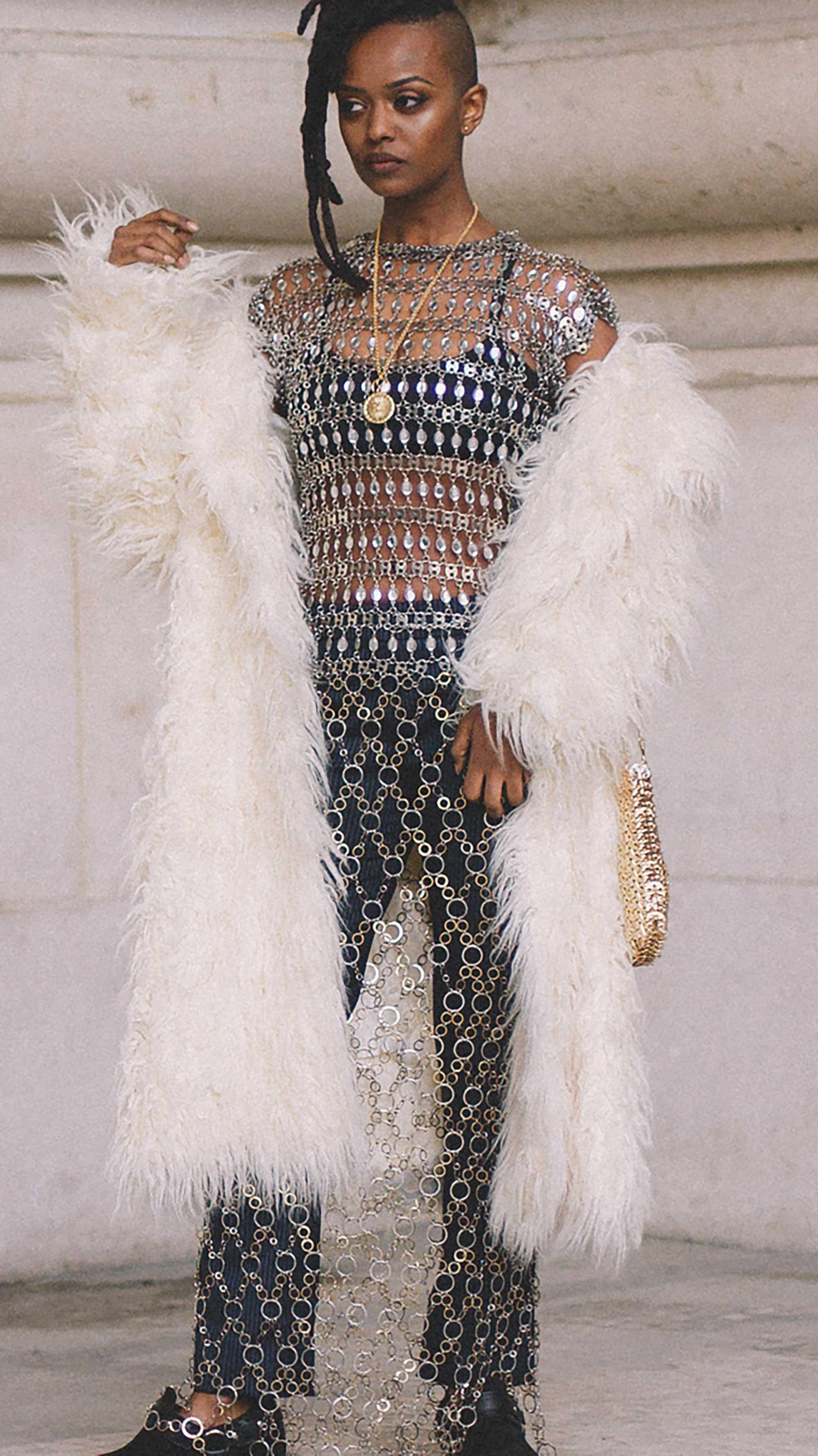 Best outfits of Paris Fashion Week street style day three PFW FW19 - 60.jpg