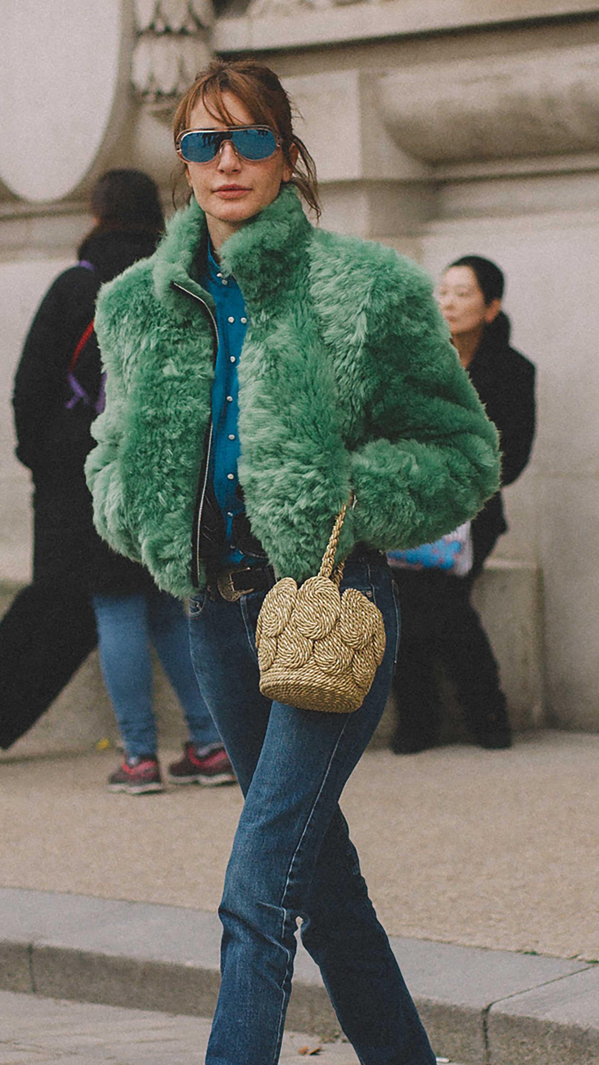 Best outfits of Paris Fashion Week street style day three PFW FW19 - 70.jpg