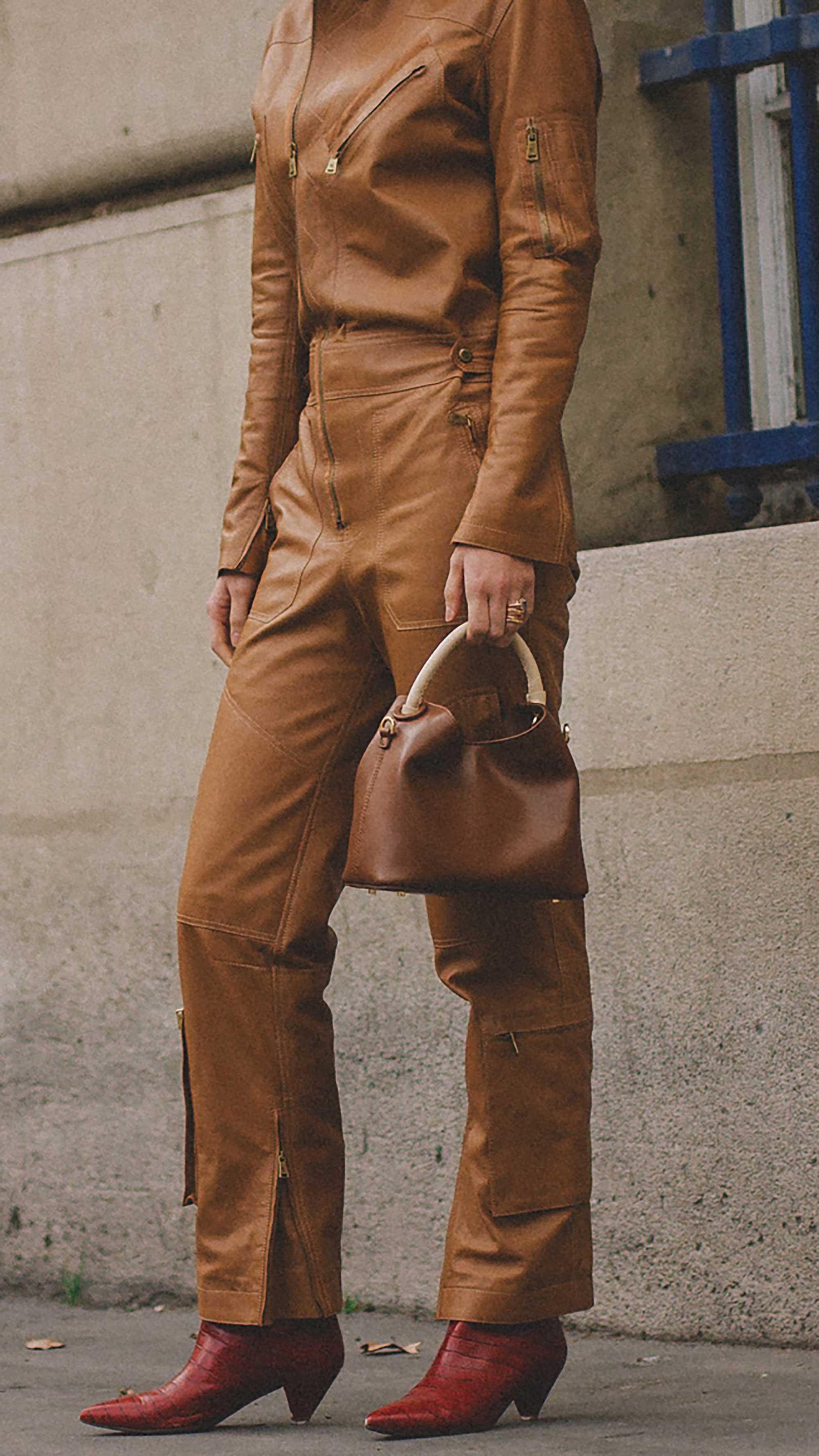 Best outfits of Paris Fashion Week street style day three PFW FW19 - 94.jpg