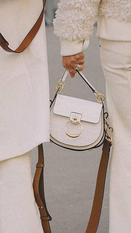 b8b11c79b 16 Best Handbags of Fashion Week Street Style — Sarah Styles Seattle
