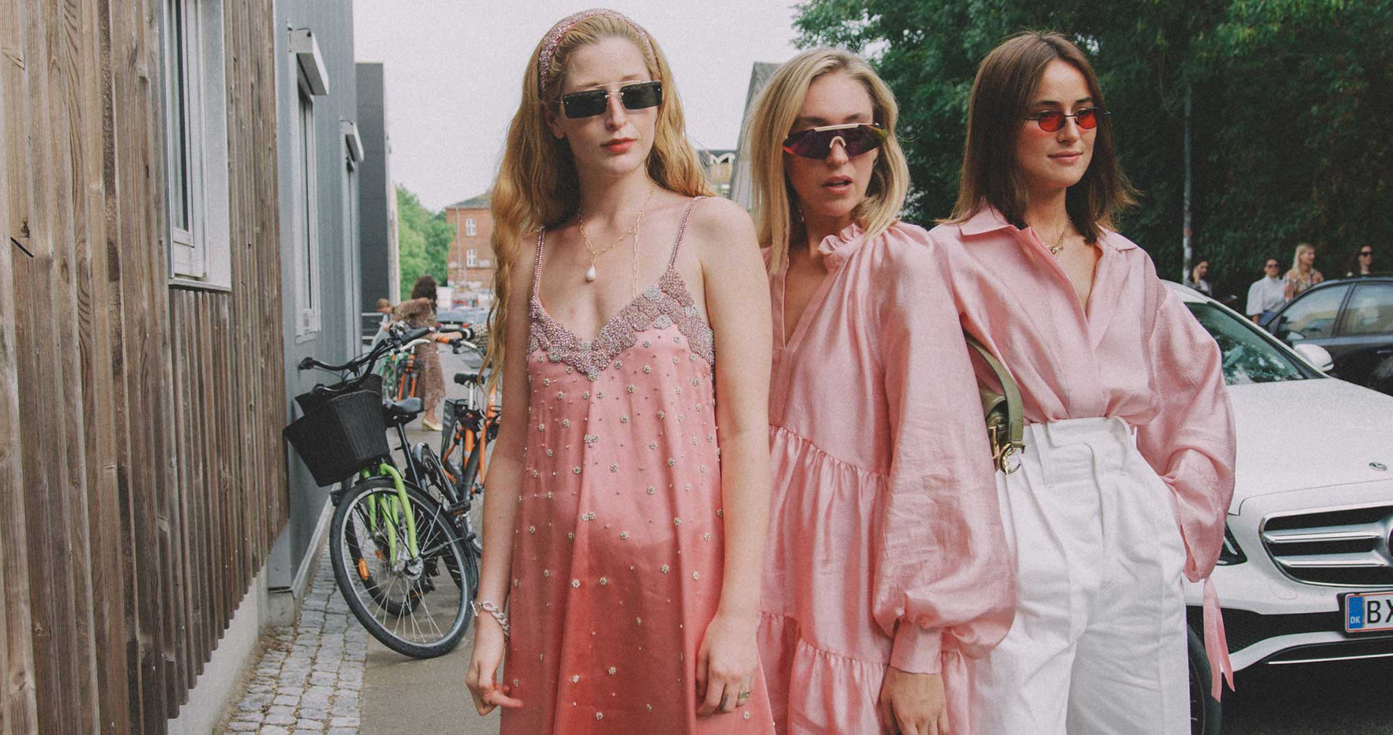 COPENHAGEN FASHION WEEK - Best outfits of Copenhagen Fashion Week street style