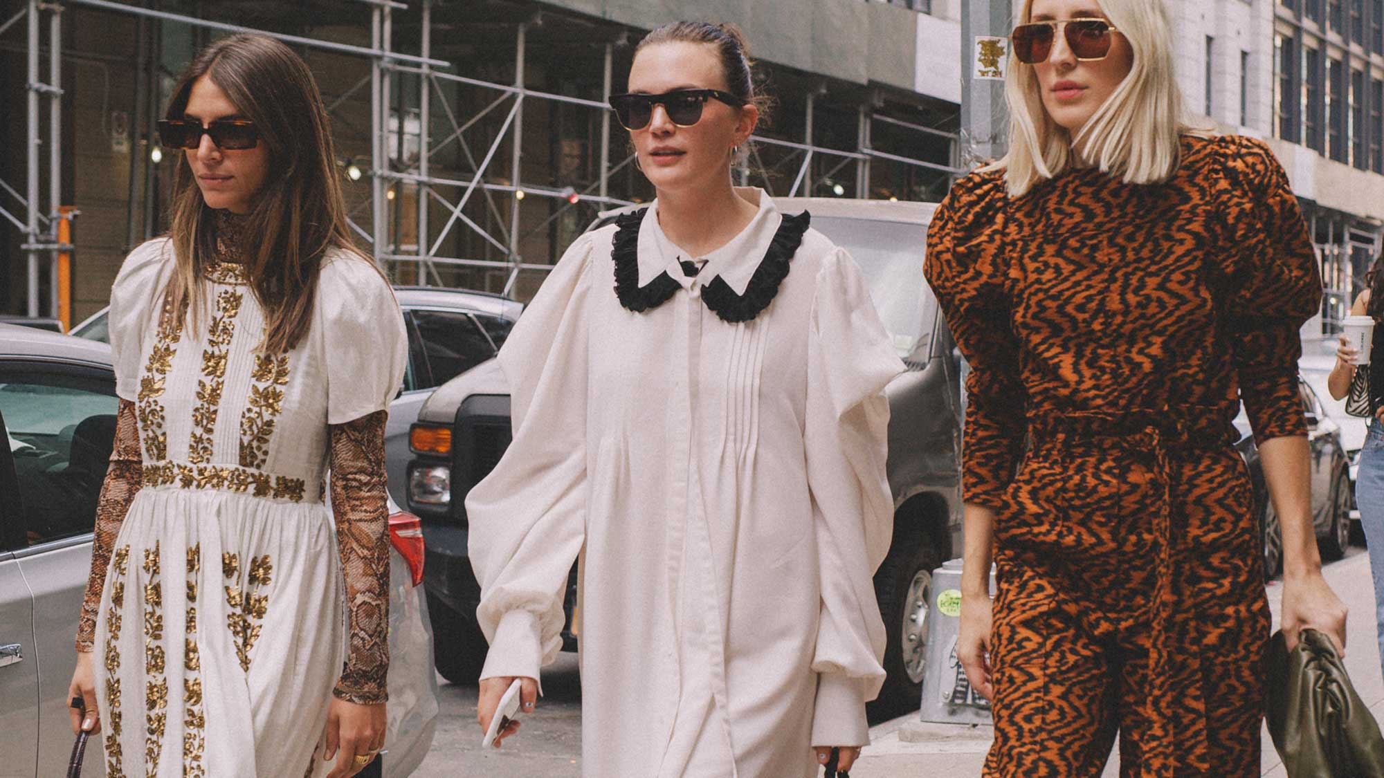 NYFW Street Style: Day One SS20 - Best outfits of NYFW Street Style Day One