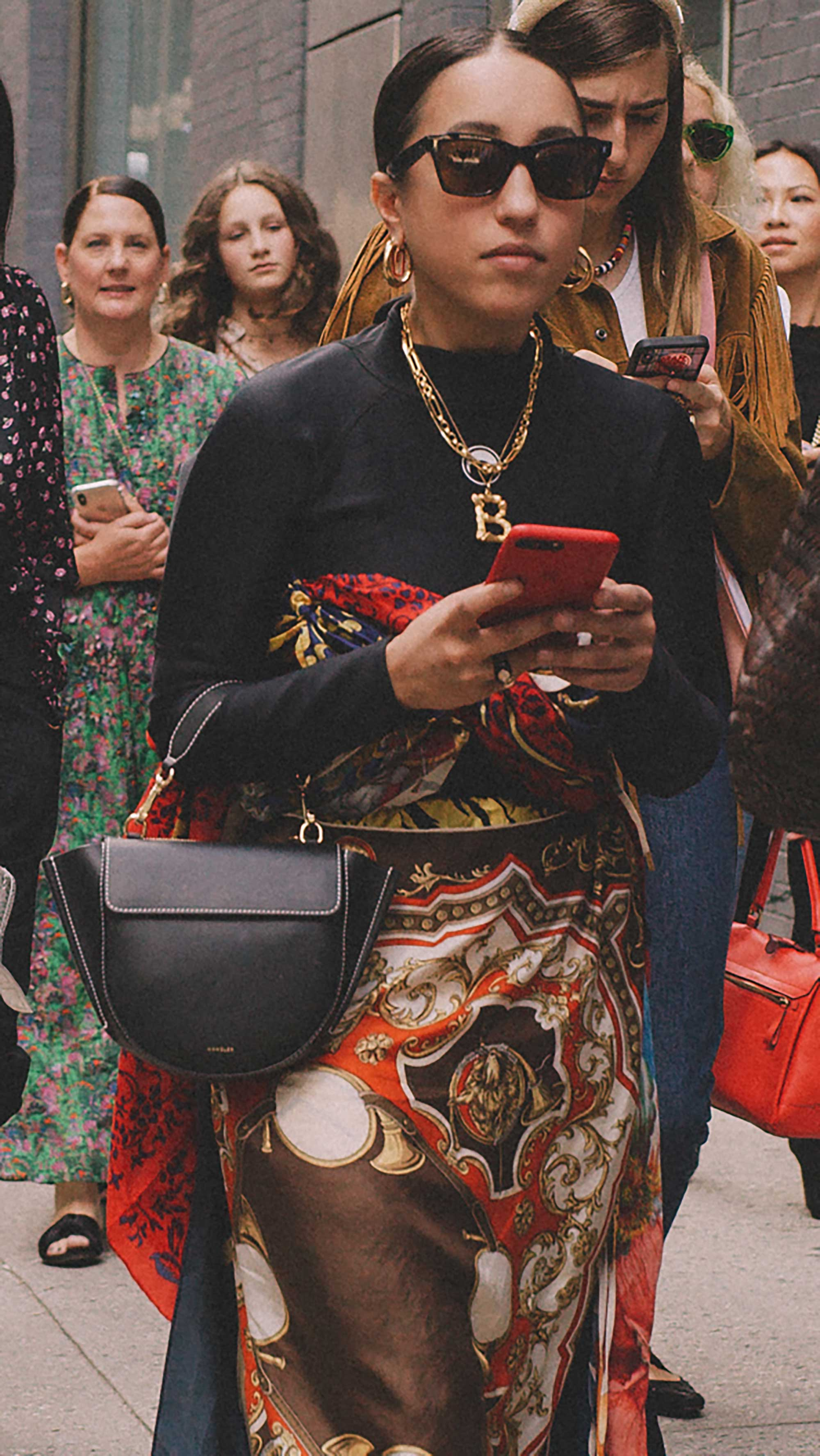 Best outfits of New York Fashion Week street style 2019 Day One Photo by @J2martinez Jose J. Martinez www.jmrtnz.com -81.jpg