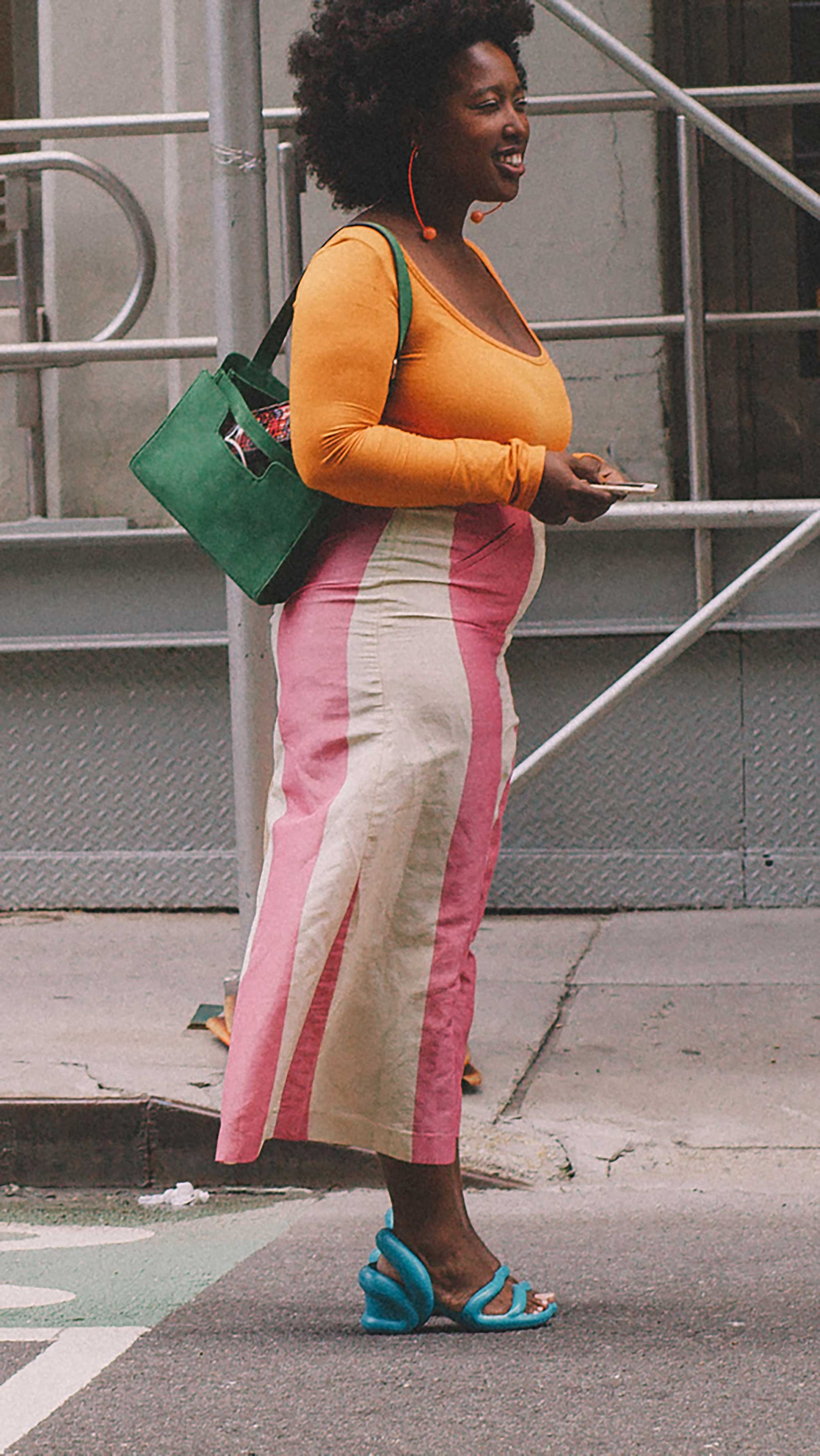 Best outfits of New York Fashion Week street style 2019 Day One Photo by @J2martinez Jose J. Martinez www.jmrtnz.com -95.jpg