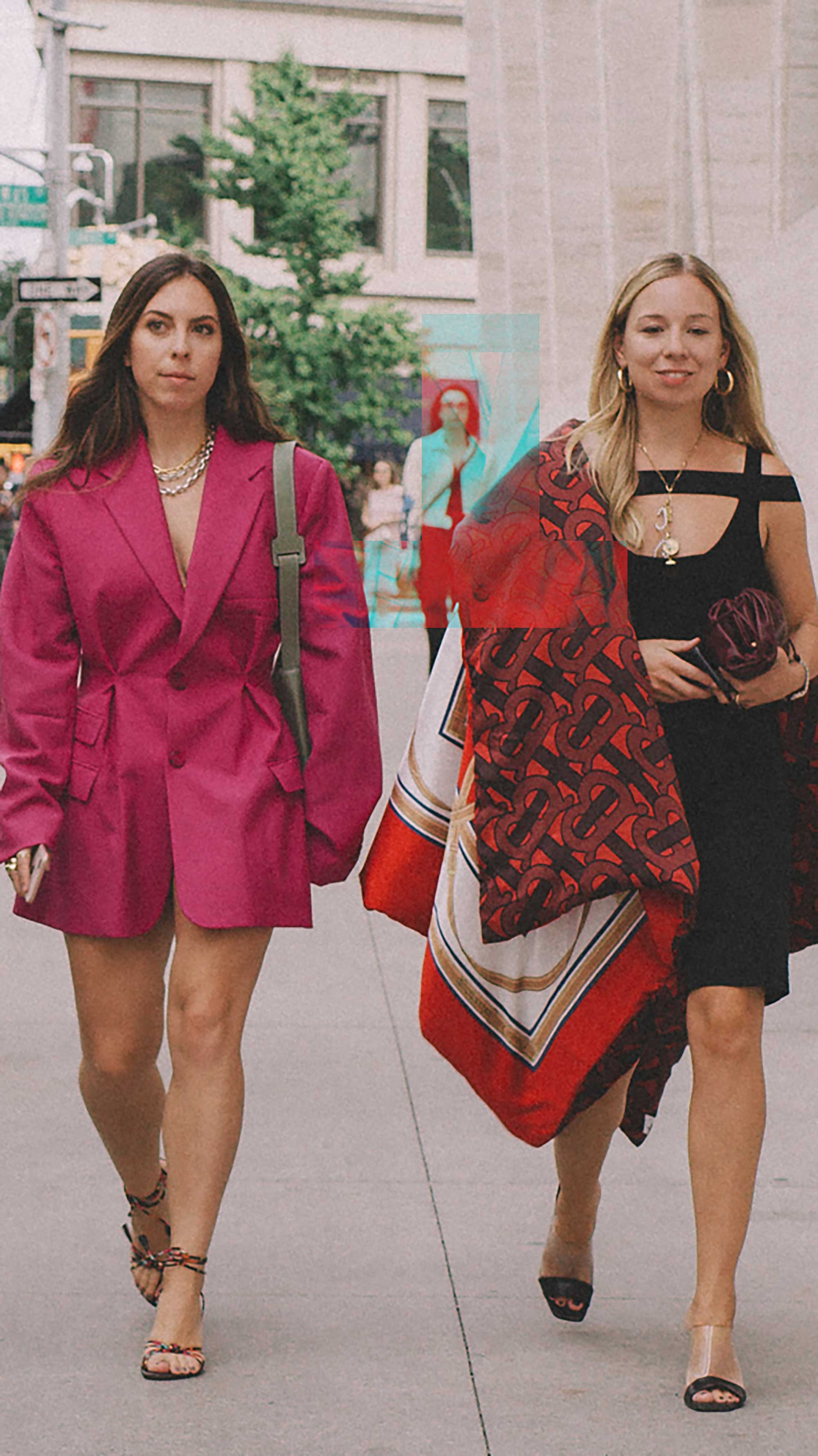 Best outfits of New York Fashion Week street style 2019 Day One Photo by @J2martinez Jose J. Martinez www.jmrtnz.com -115.jpg