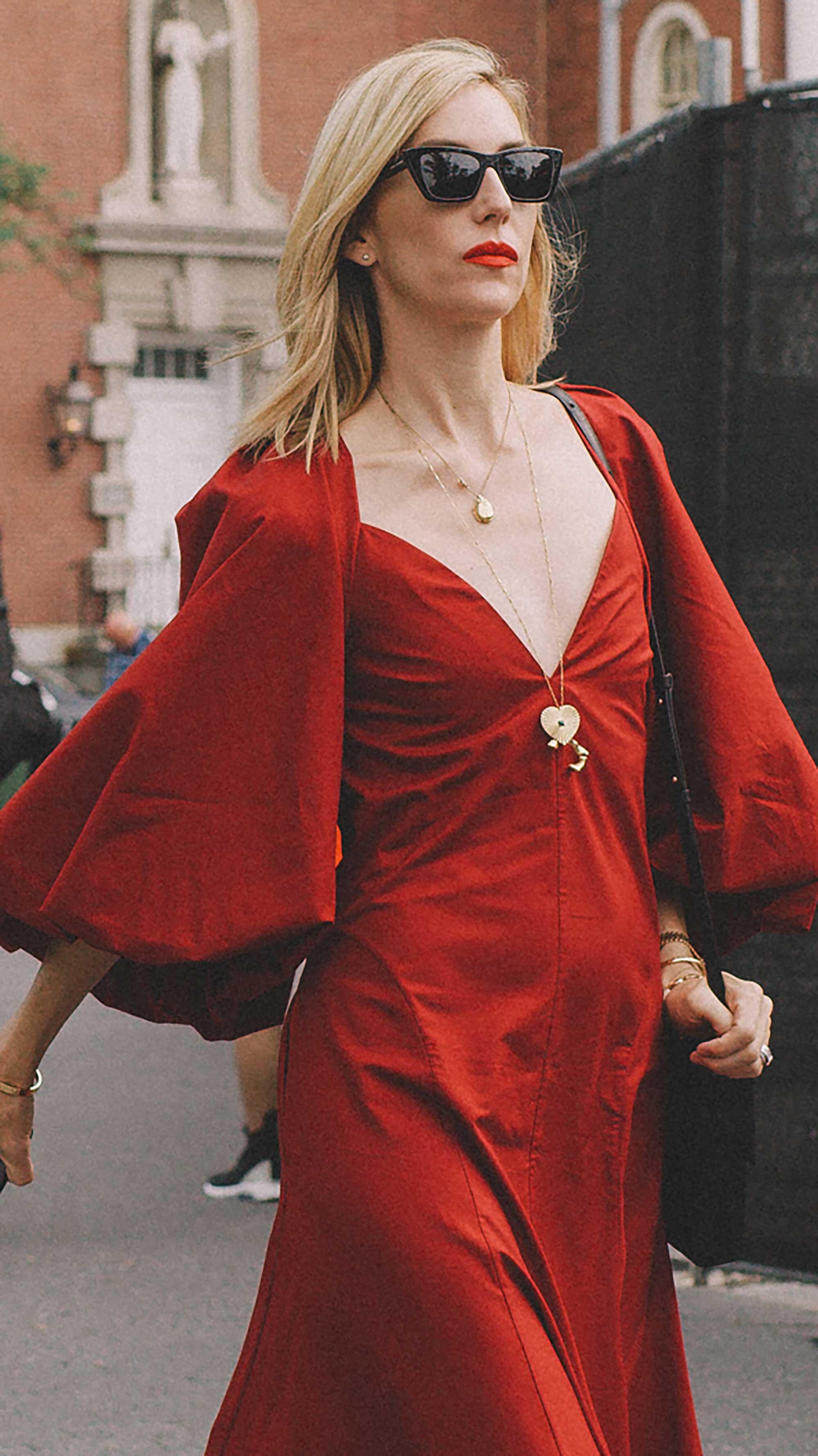 Click for more looks! Best outfits of New York Fashion Week street style 2019 Day Three Photo by @J2martinez Jose J. Martinez www.jmrtnz.com -1.jpg