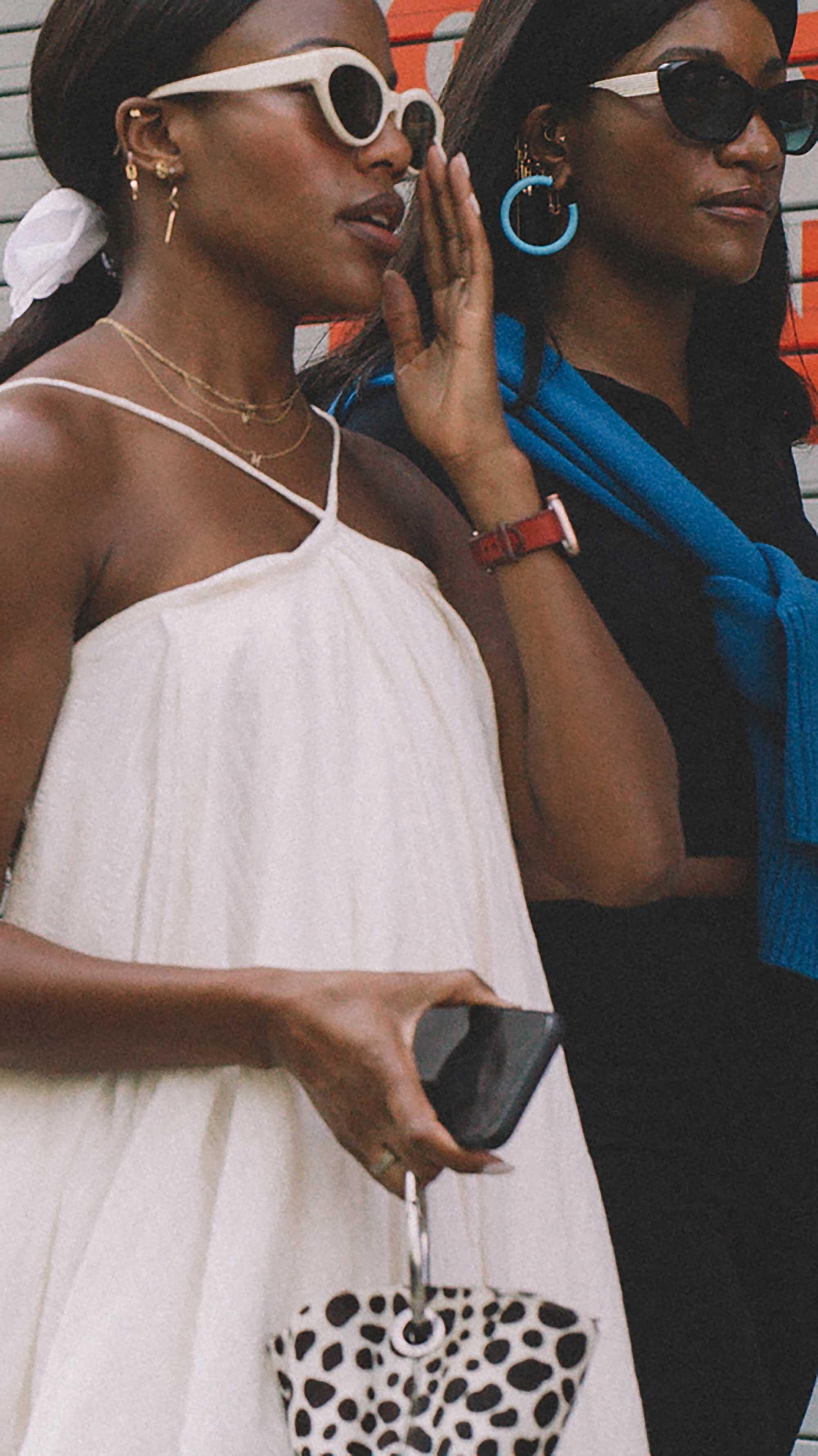 Click for more looks! Best outfits of New York Fashion Week street style 2019 Day Three Photo by @J2martinez Jose J. Martinez www.jmrtnz.com -39.jpg