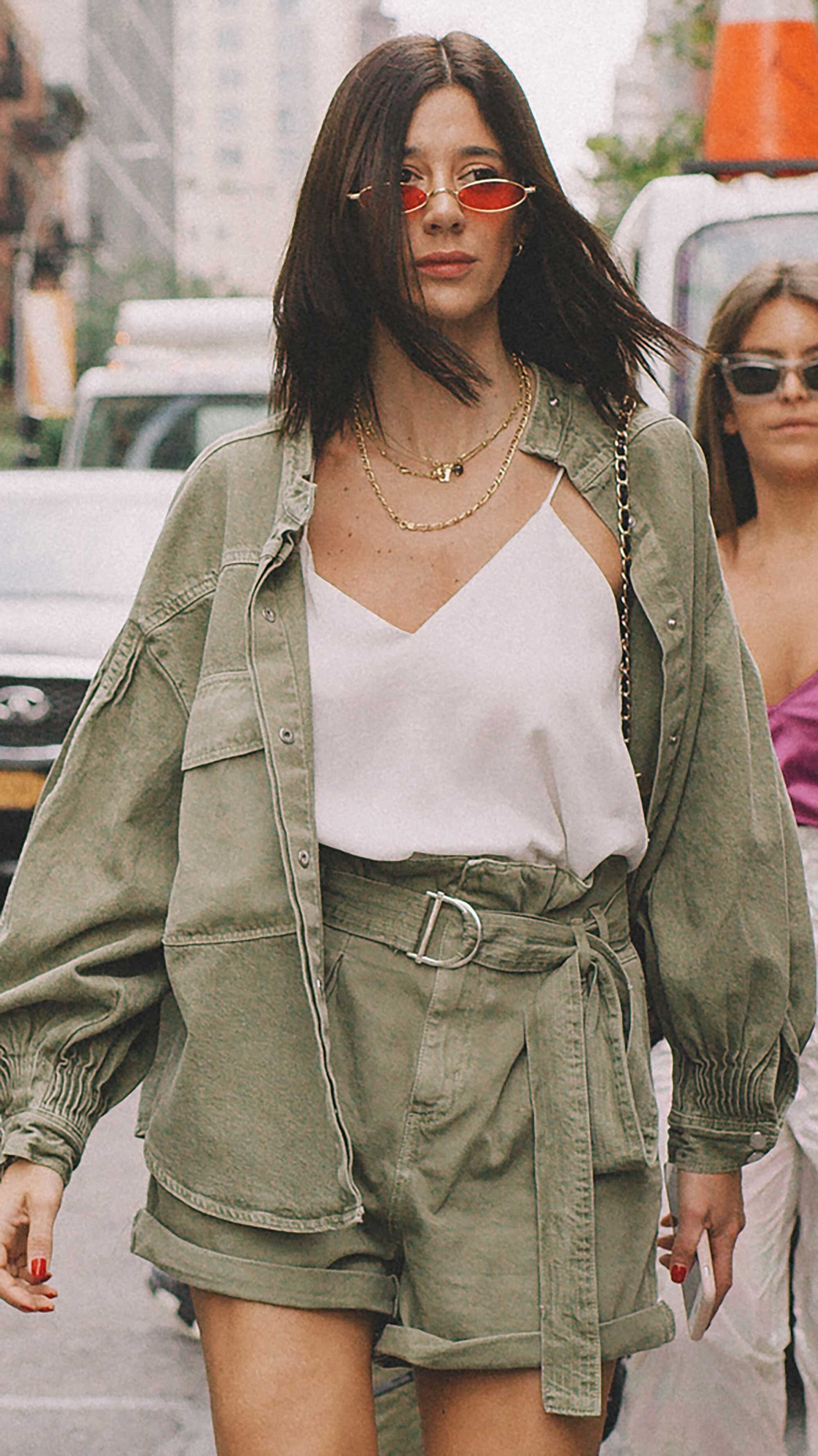 Click for more looks! Best outfits of New York Fashion Week street style 2019 Day Three Photo by @J2martinez Jose J. Martinez www.jmrtnz.com -66.jpg
