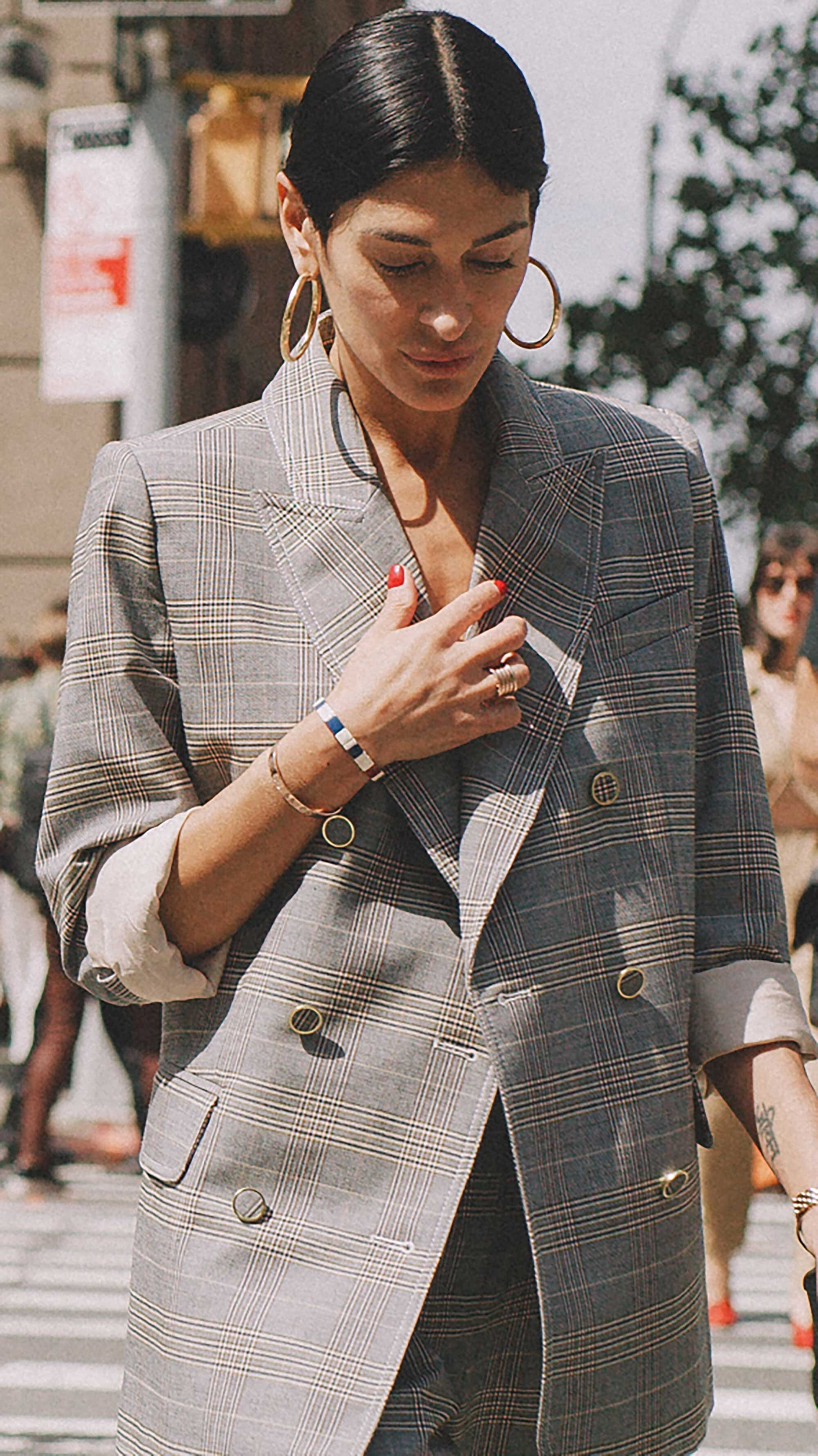 Click for more looks! Best outfits of New York Fashion Week street style 2019 Day Three Photo by @J2martinez Jose J. Martinez www.jmrtnz.com -68.jpg