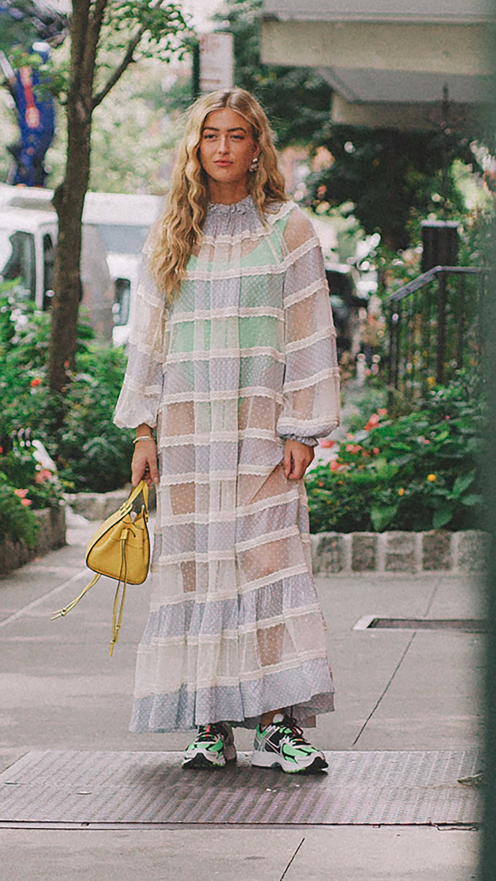 Click for more looks! Best outfits of New York Fashion Week street style 2019 Day Three Photo by @J2martinez Jose J. Martinez www.jmrtnz.com -73.jpg