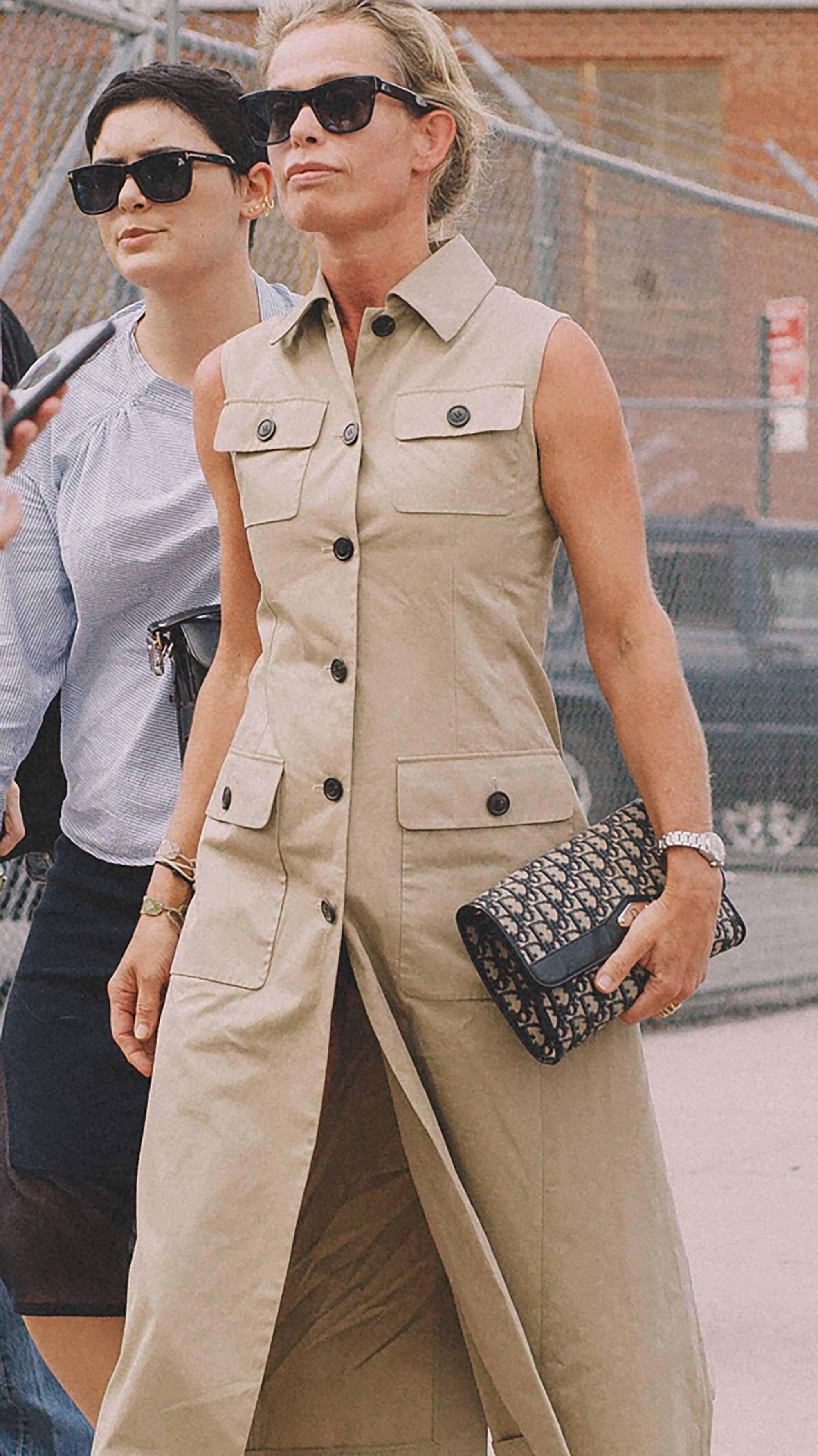 Click for more looks! Best outfits of New York Fashion Week street style 2019 Day Three Photo by @J2martinez Jose J. Martinez www.jmrtnz.com -76.jpg