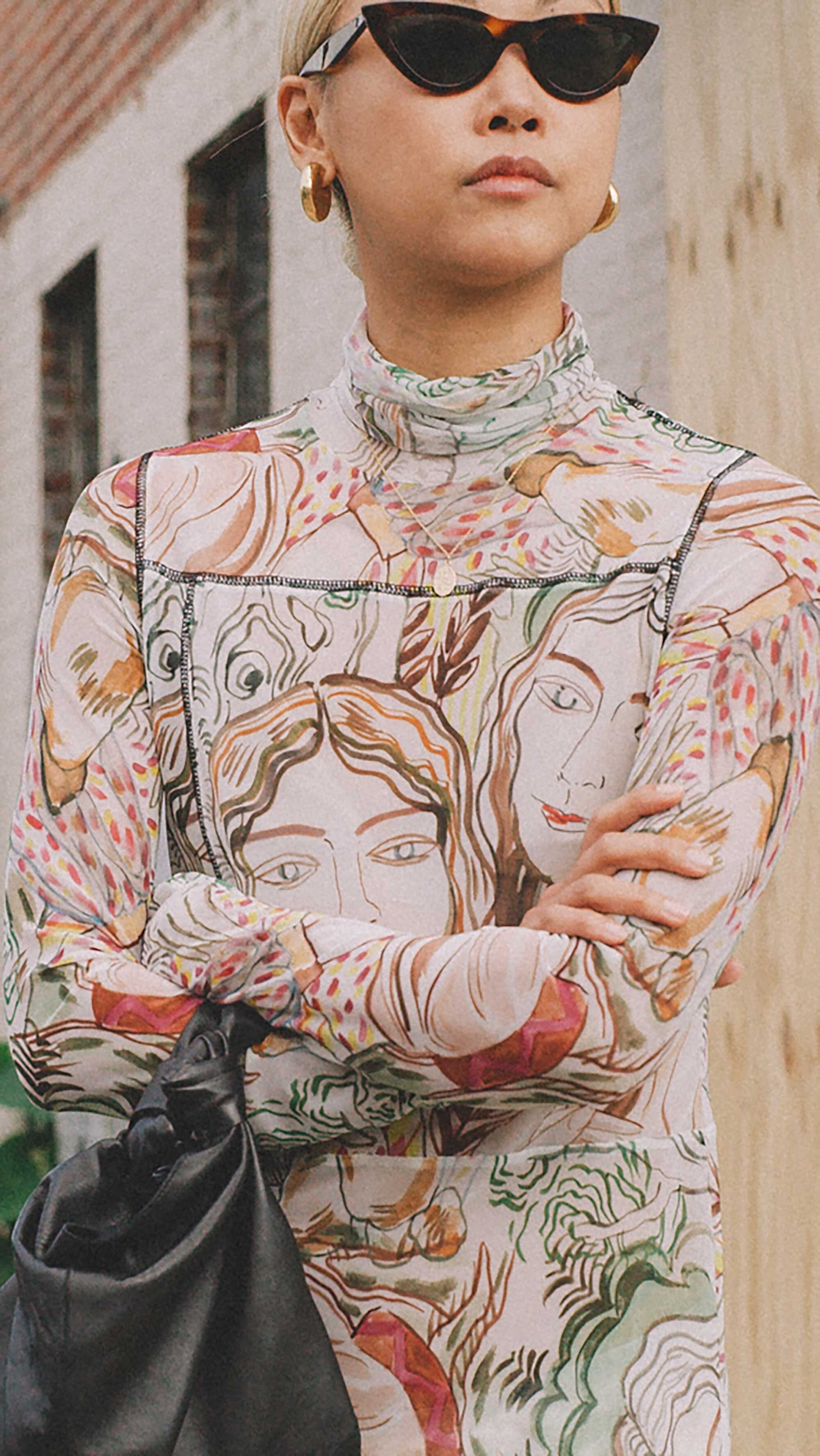 Click for more looks! Best outfits of New York Fashion Week street style 2019 Day Three Photo by @J2martinez Jose J. Martinez www.jmrtnz.com -79.jpg