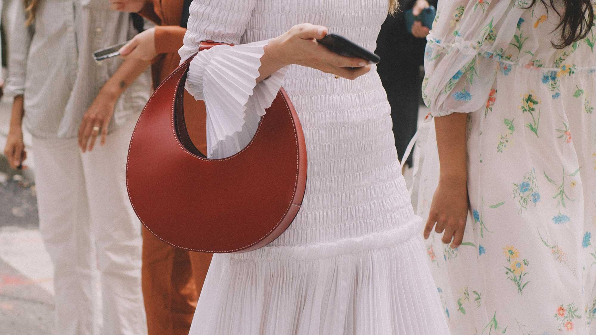 13 Best Handbags of NYFW Street Style - Best Handbags of NYFW Street Style // Photos shot by Jose Martinez (@J2Martinez)