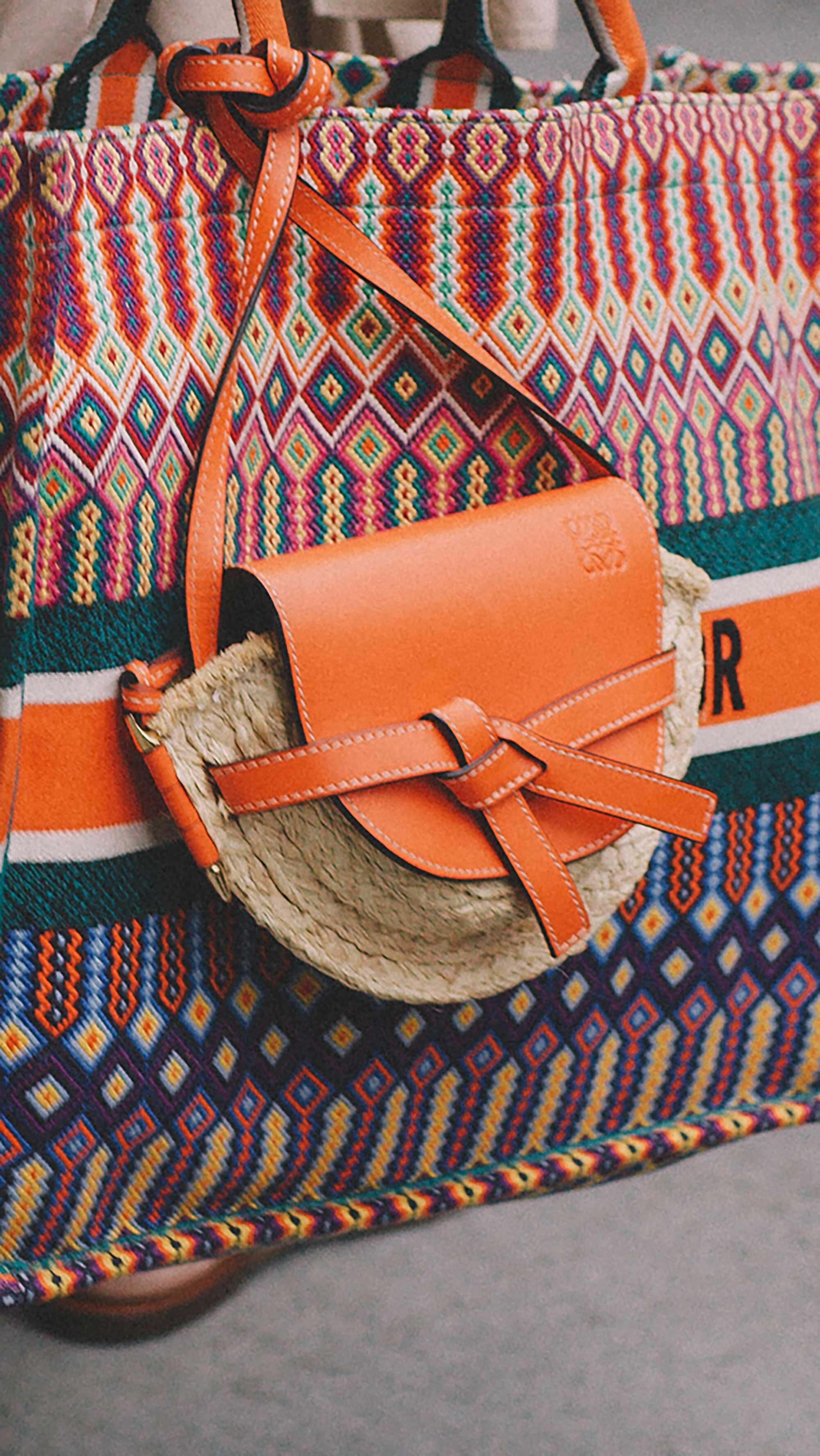 7. Loewe - Gate mini bag