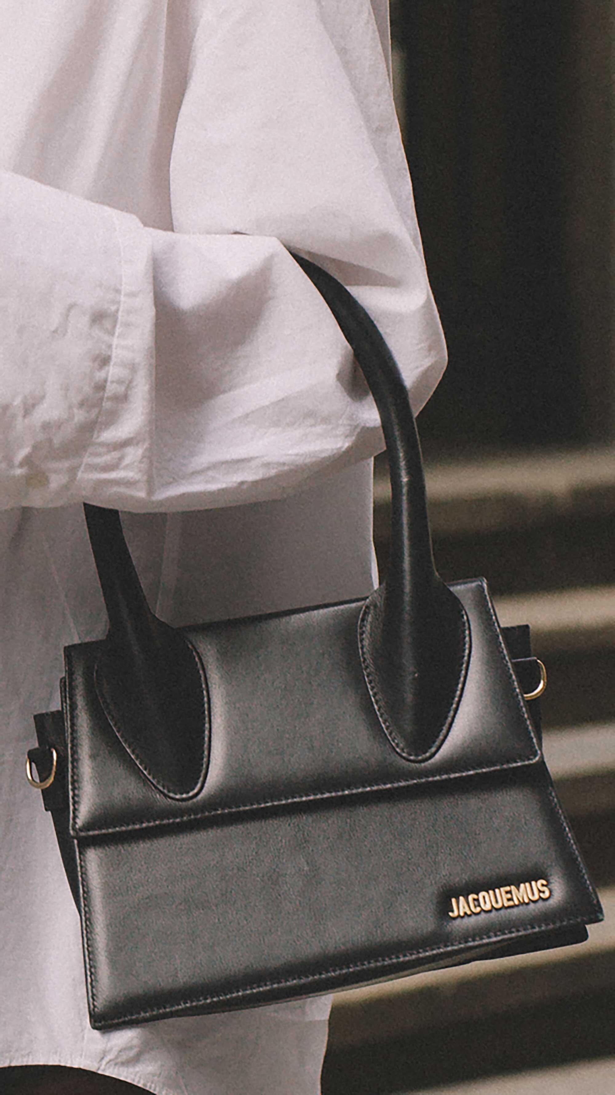 8. Jacquemus - Black Le Chiquito bag