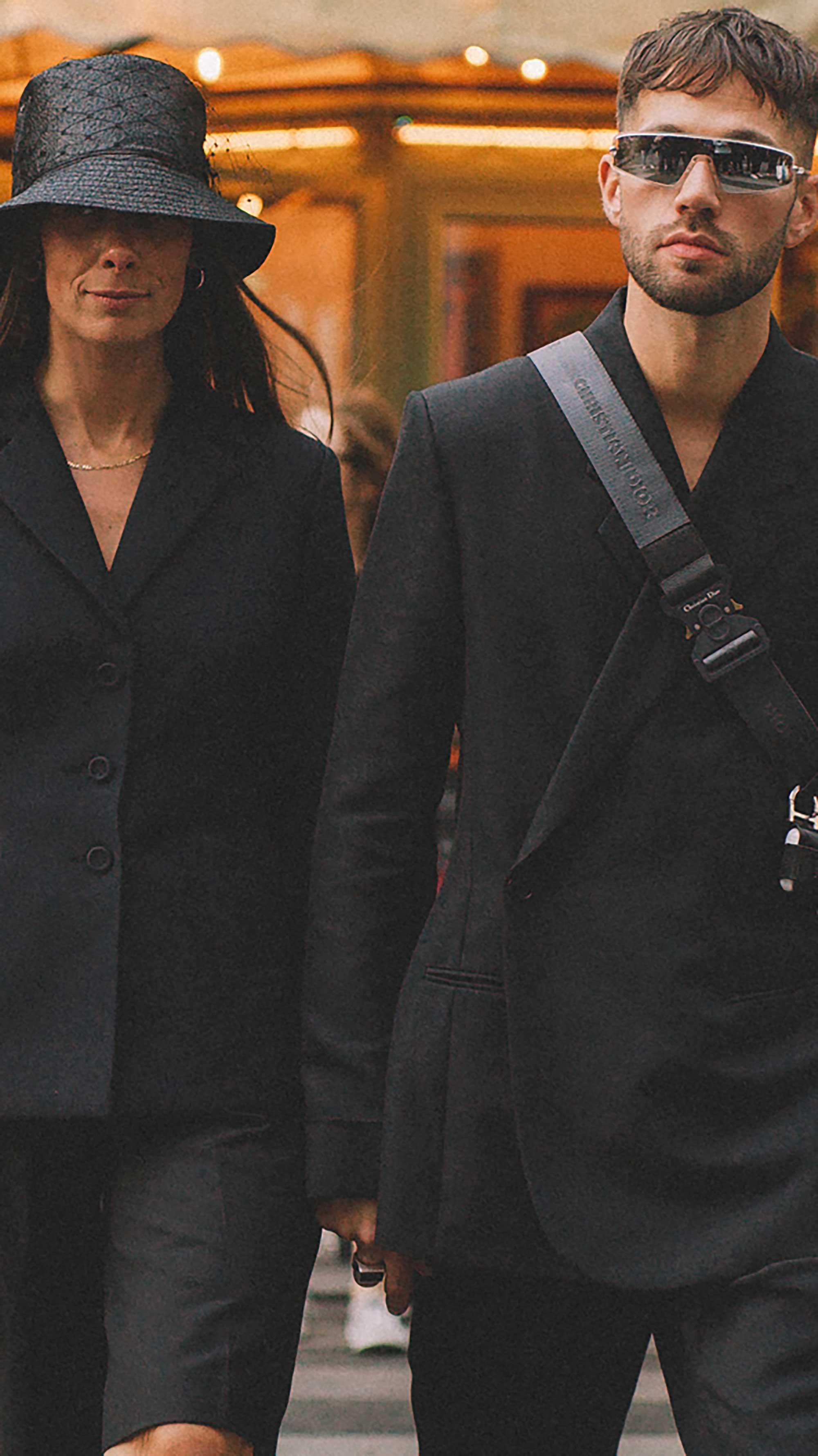 Best outfits of Paris Fashion Week street style 2019 day one PFW SS20 Photo by @J2martinez Jose J. Martinez -23.jpg