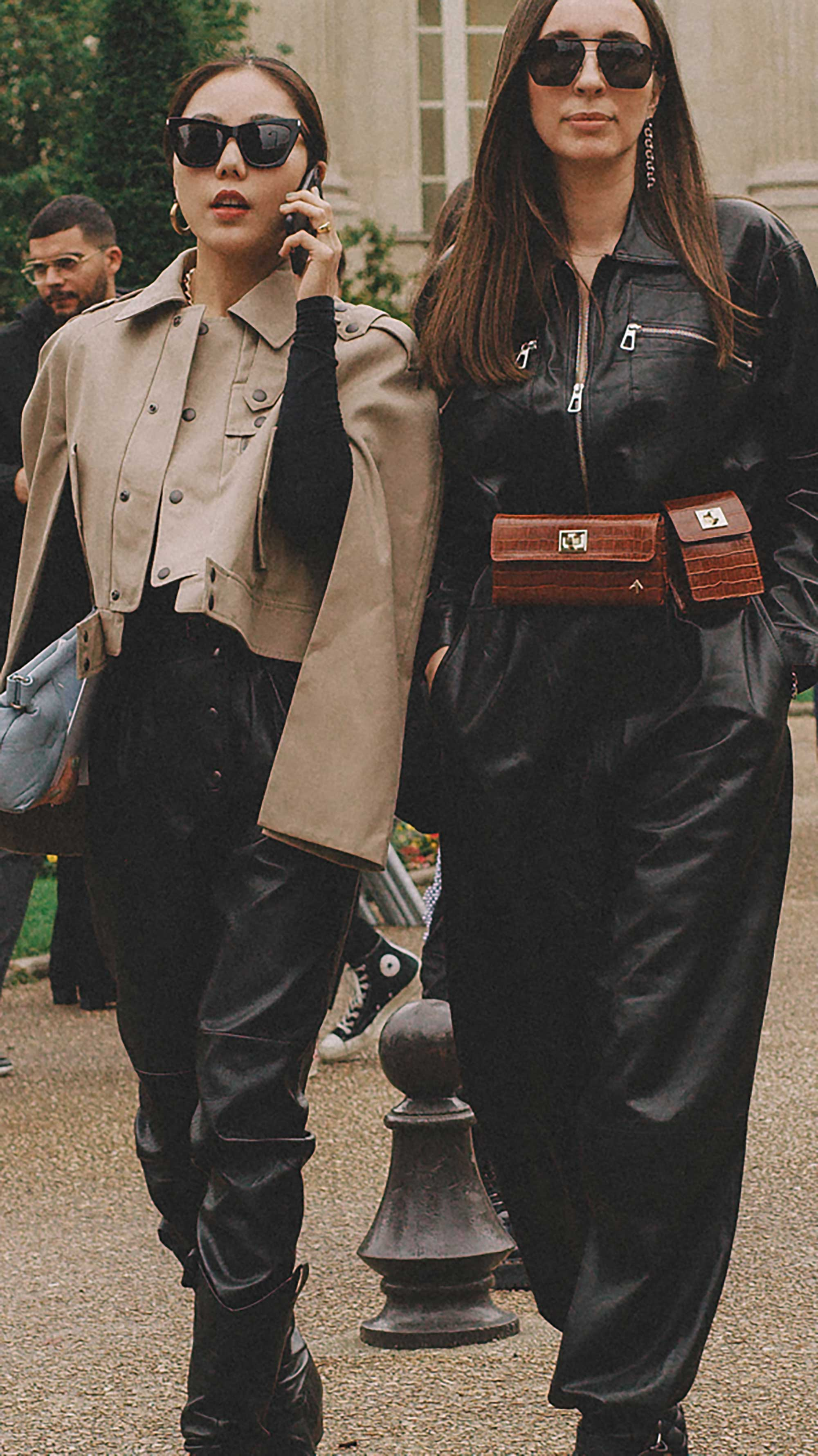 Best outfits of Paris Fashion Week street style 2019 day two PFW SS20 Photo by @J2martinez Jose J. Martinez -40.jpg