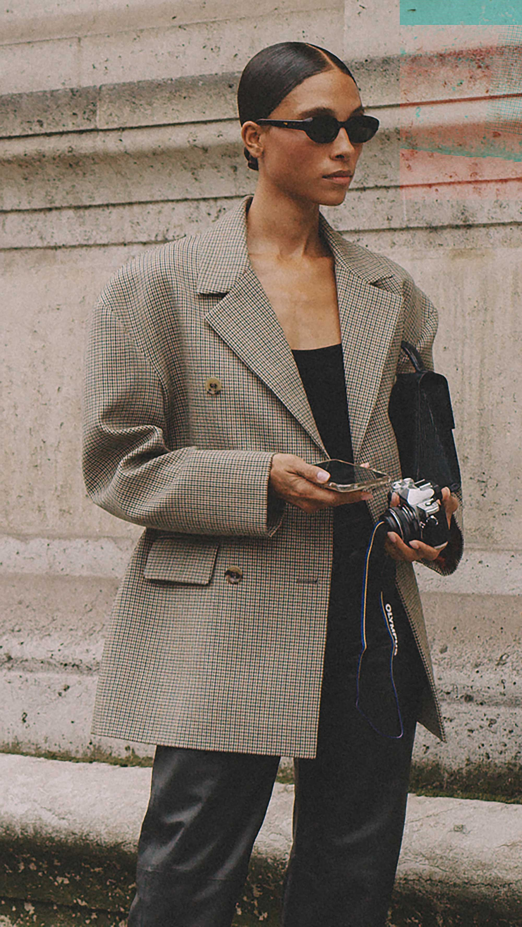 Best outfits of Paris Fashion Week street style 2019 day two PFW SS20 Photo by @J2martinez Jose J. Martinez -56.jpg