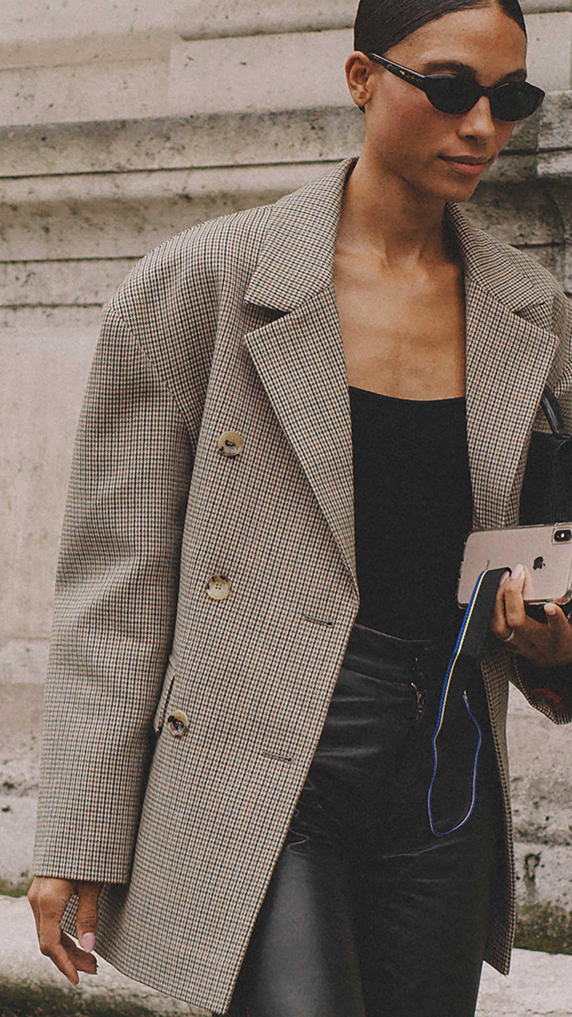Best outfits of Paris Fashion Week street style 2019 day two PFW SS20 Photo by @J2martinez Jose J. Martinez -57.jpg
