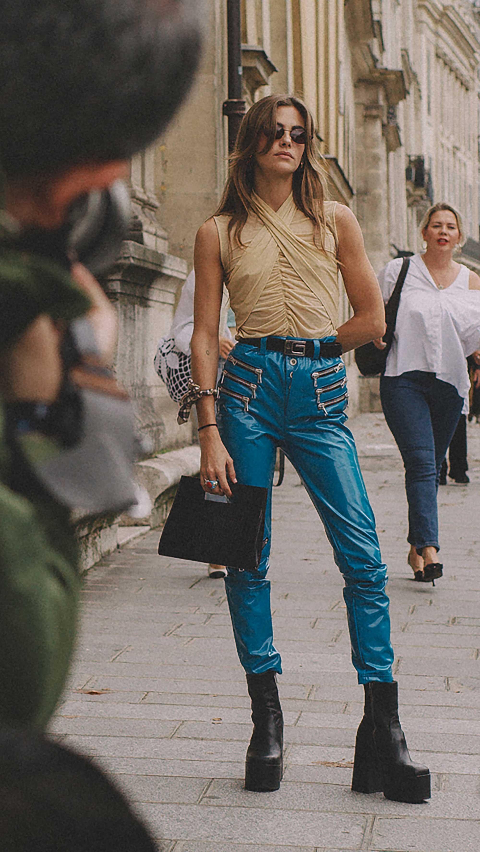 Best outfits of Paris Fashion Week street style 2019 day two PFW SS20 Photo by @J2martinez Jose J. Martinez -62.jpg