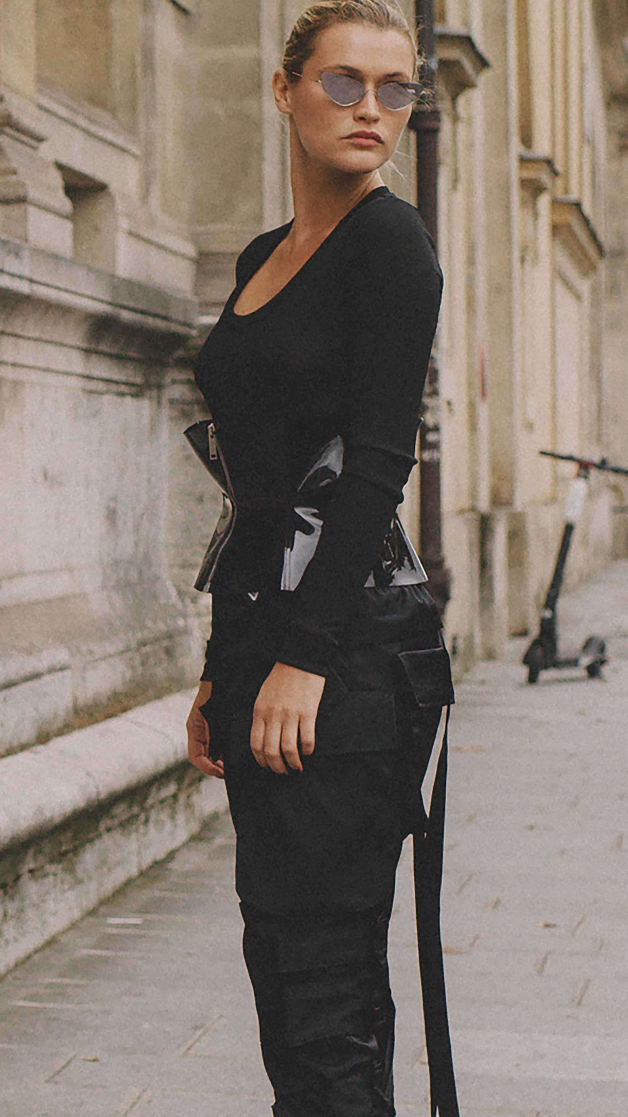 Best outfits of Paris Fashion Week street style 2019 day two PFW SS20 Photo by @J2martinez Jose J. Martinez -64.jpg