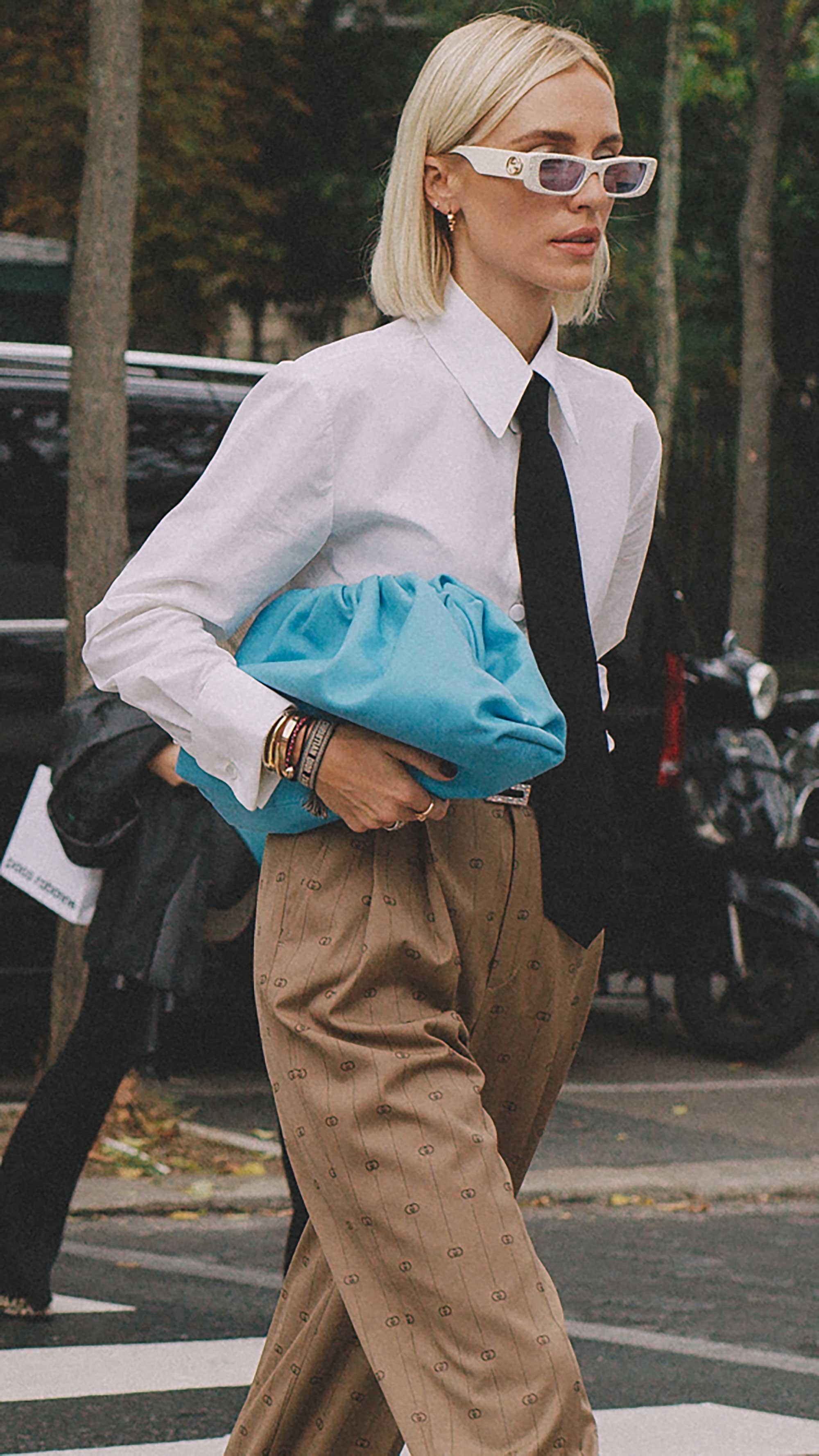 Best outfits of Paris Fashion Week street style 2019 day three PFW SS20 Photo by @J2martinez Jose J. Martinez -9.jpg