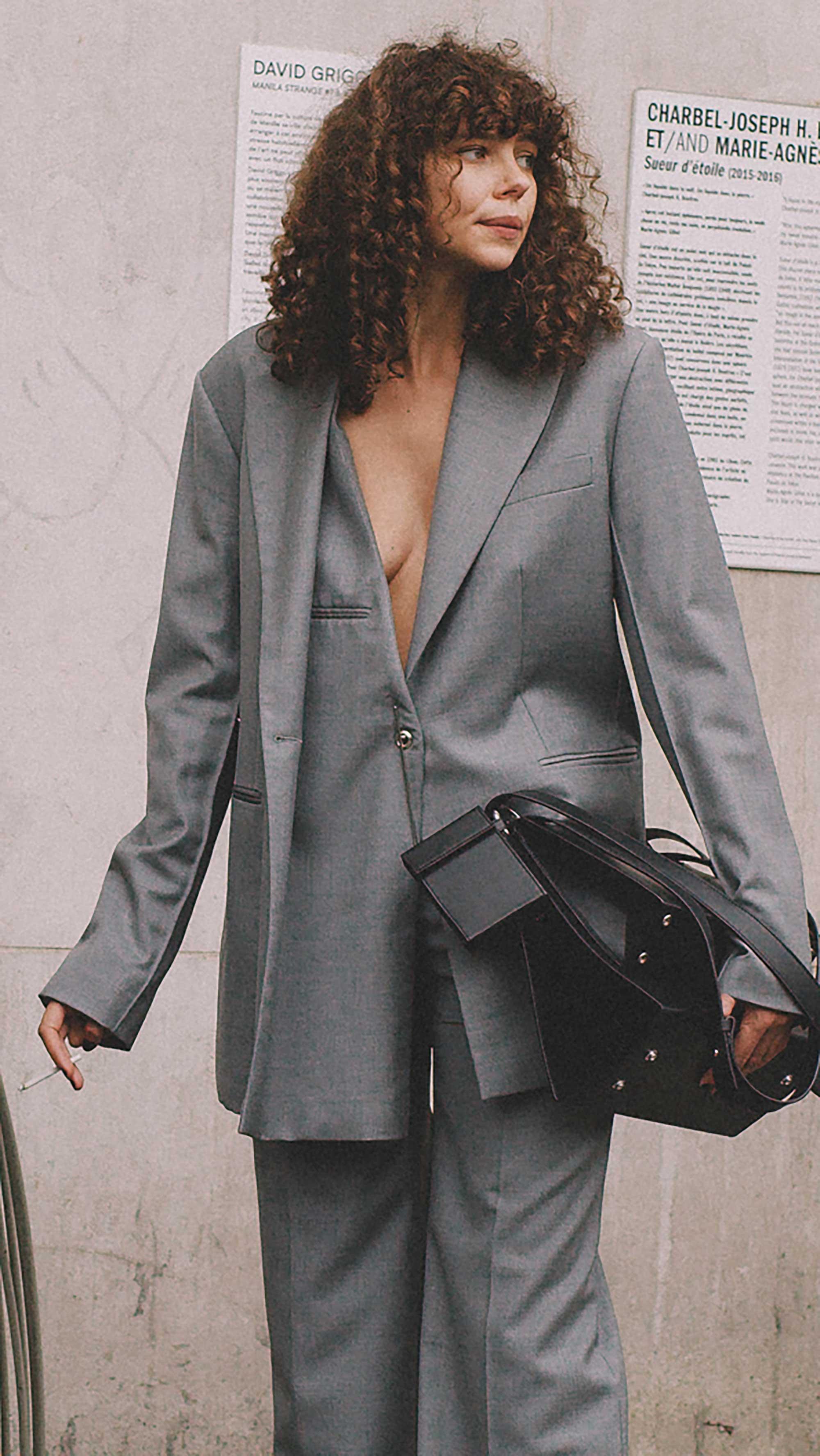 Best outfits of Paris Fashion Week street style 2019 day three PFW SS20 Photo by @J2martinez Jose J. Martinez -18.jpg