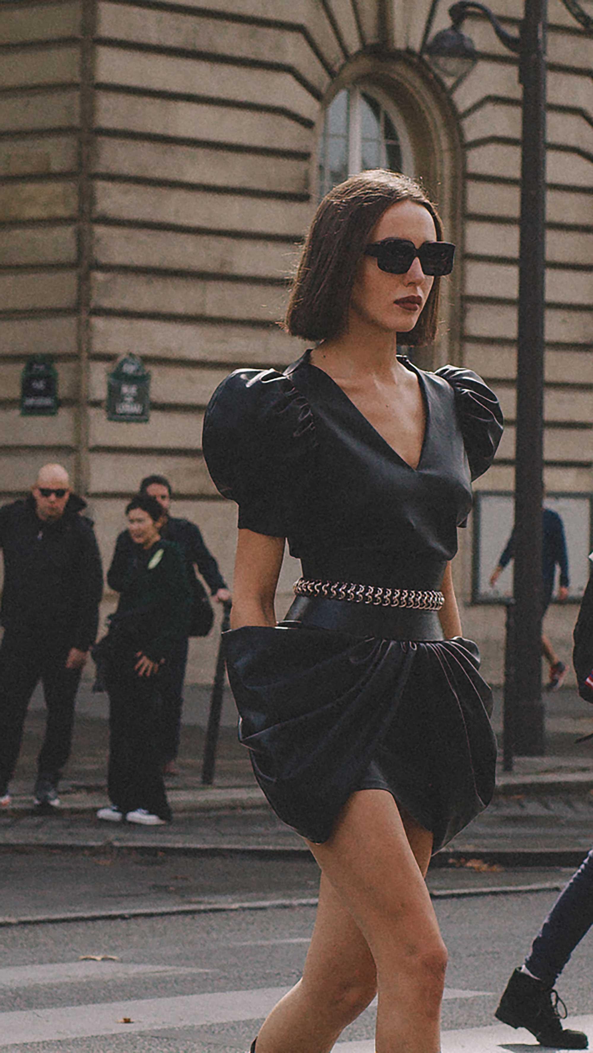 Best outfits of Paris Fashion Week street style 2019 day three PFW SS20 Photo by @J2martinez Jose J. Martinez -23.jpg