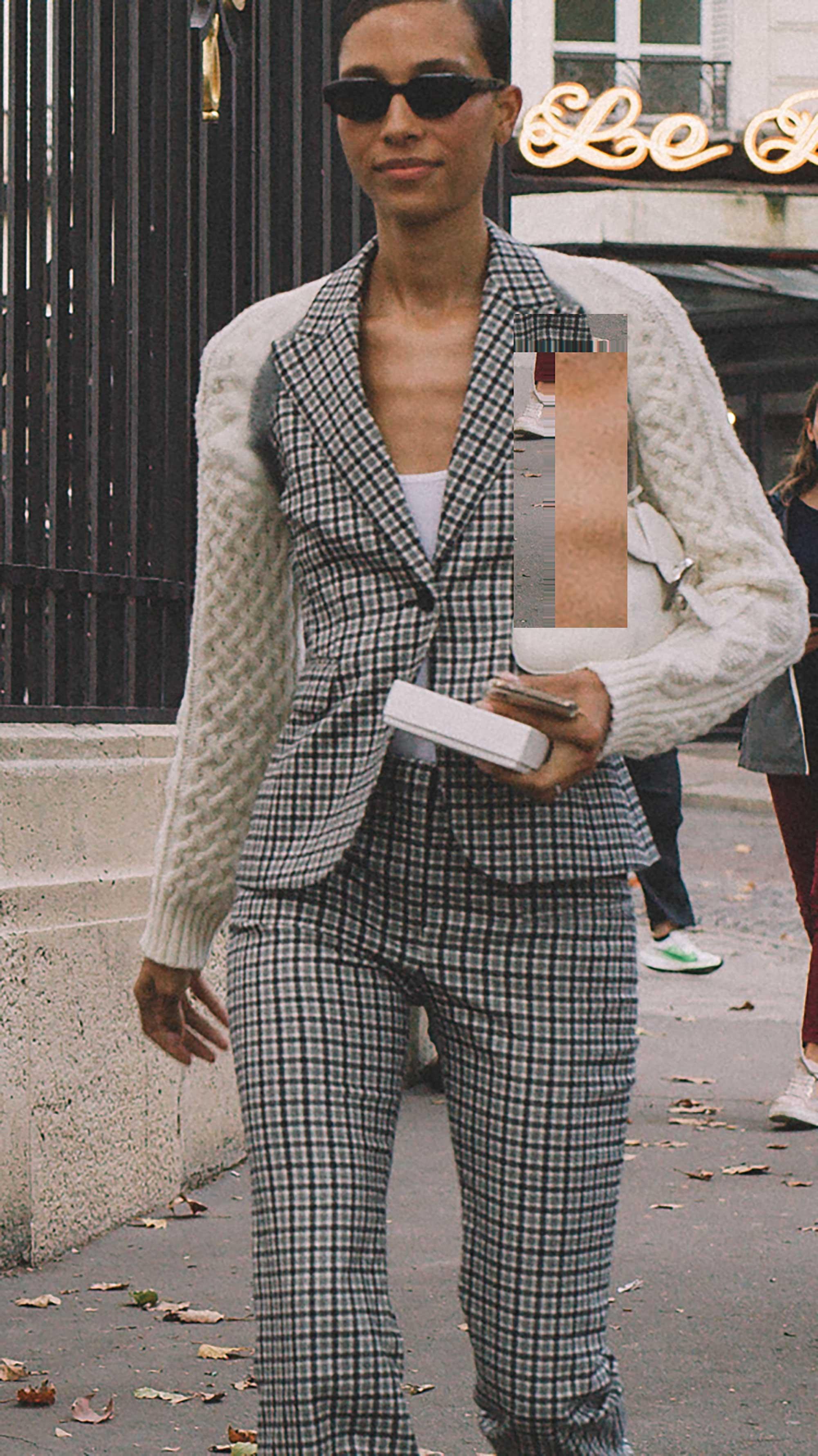 Best outfits of Paris Fashion Week street style 2019 day four PFW SS20 Photo by @J2martinez Jose J. Martinez -27.jpg