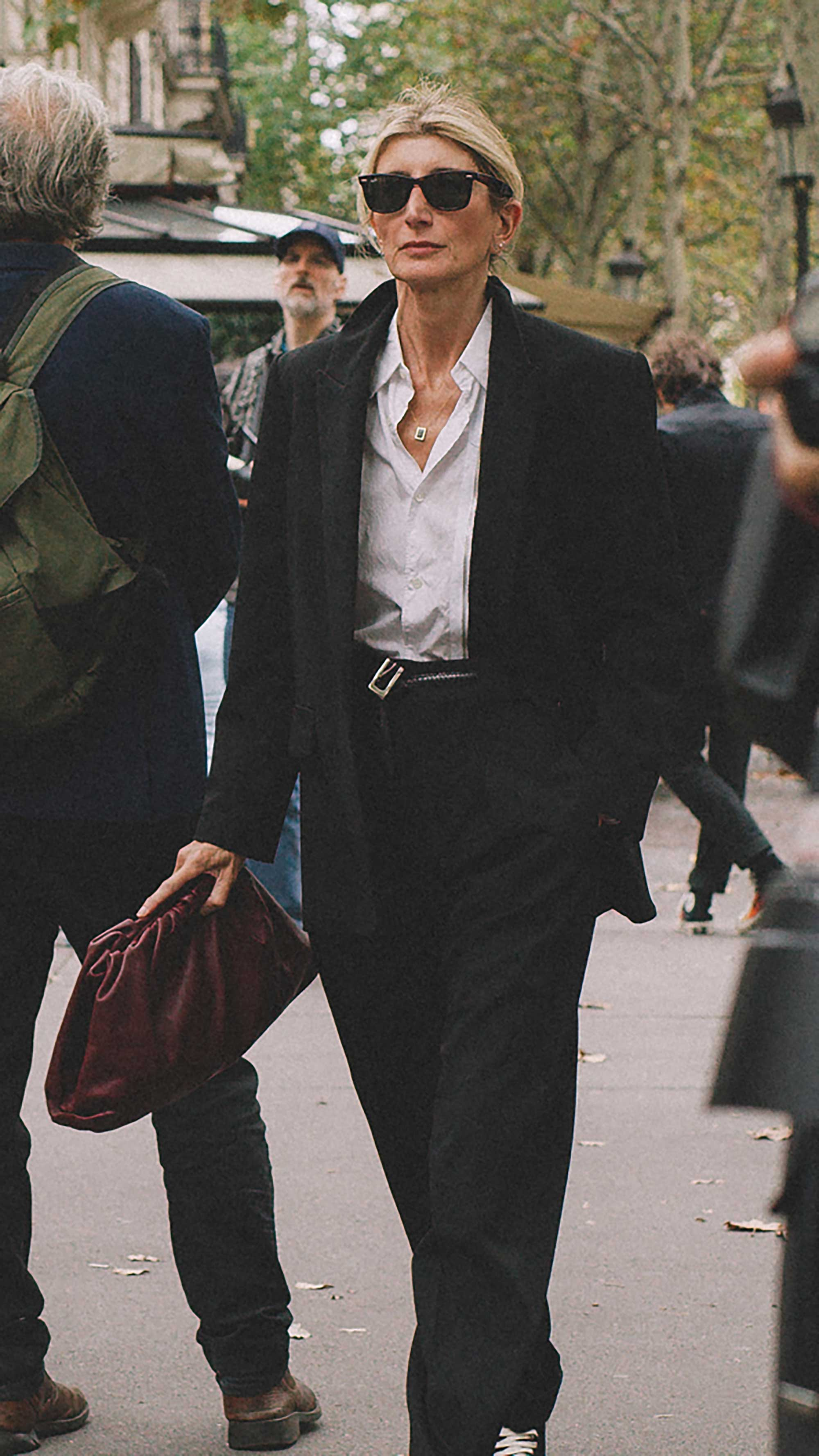 Best outfits of Paris Fashion Week street style 2019 day four PFW SS20 Photo by @J2martinez Jose J. Martinez -45.jpg