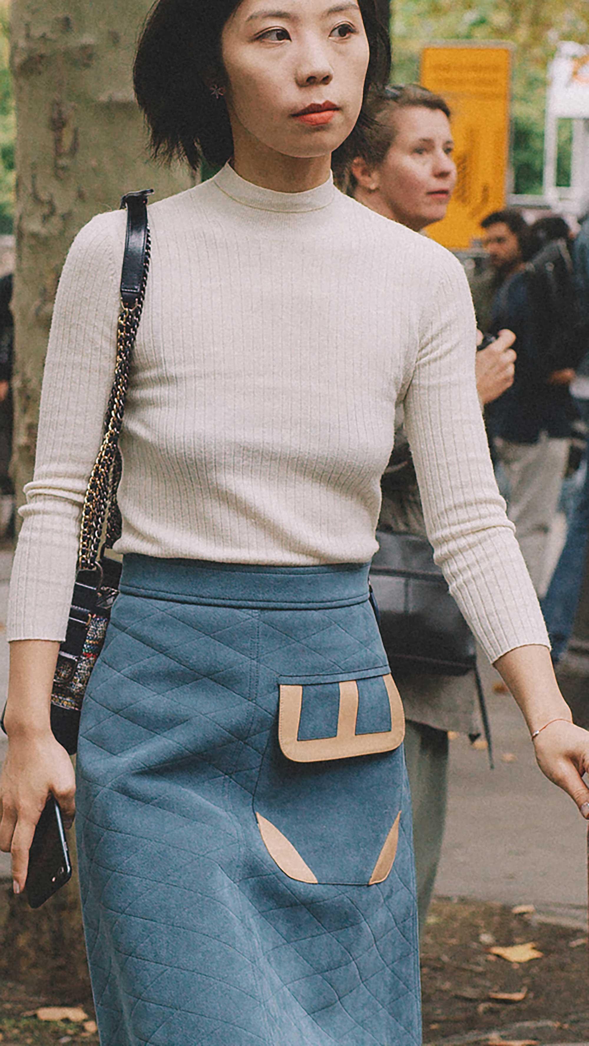 Best outfits of Paris Fashion Week street style 2019 day four PFW SS20 Photo by @J2martinez Jose J. Martinez -46.jpg