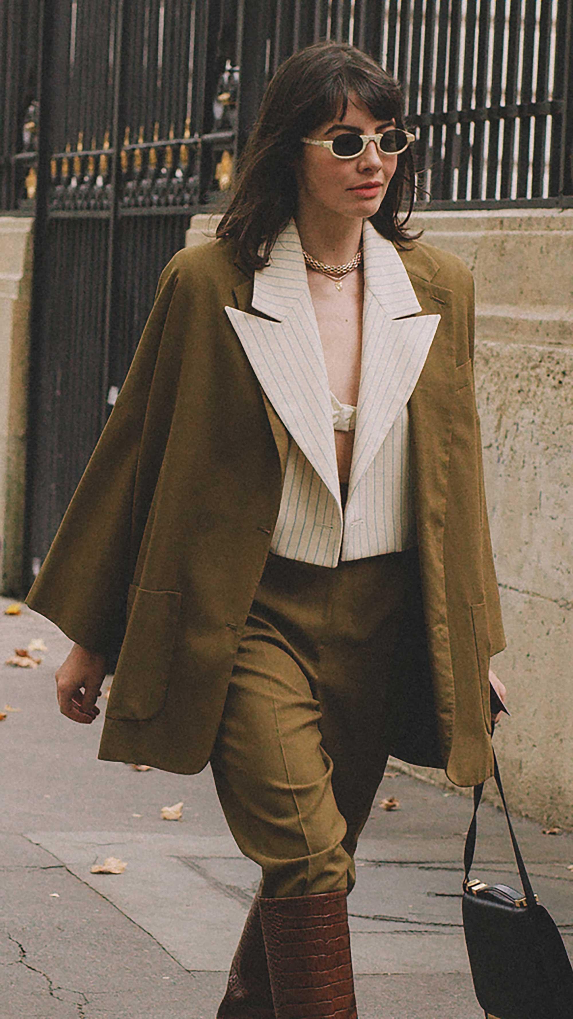 Best outfits of Paris Fashion Week street style 2019 day four PFW SS20 Photo by @J2martinez Jose J. Martinez -48.jpg